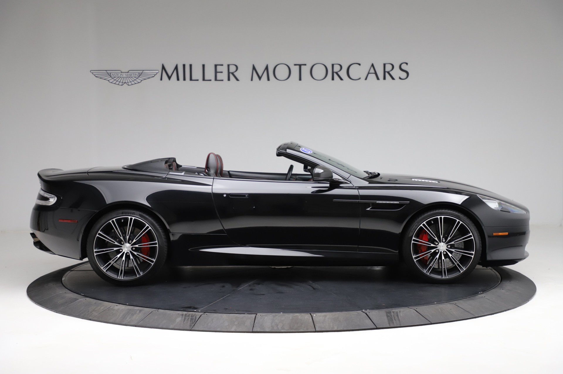 Used 2015 Aston Martin DB9 Convertible For Sale In Westport, CT 1919_p8