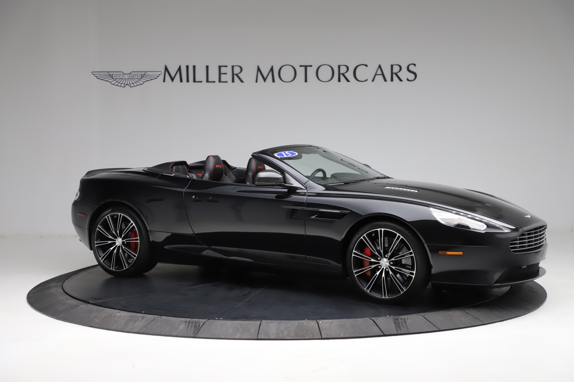 Used 2015 Aston Martin DB9 Convertible For Sale In Westport, CT 1919_p9