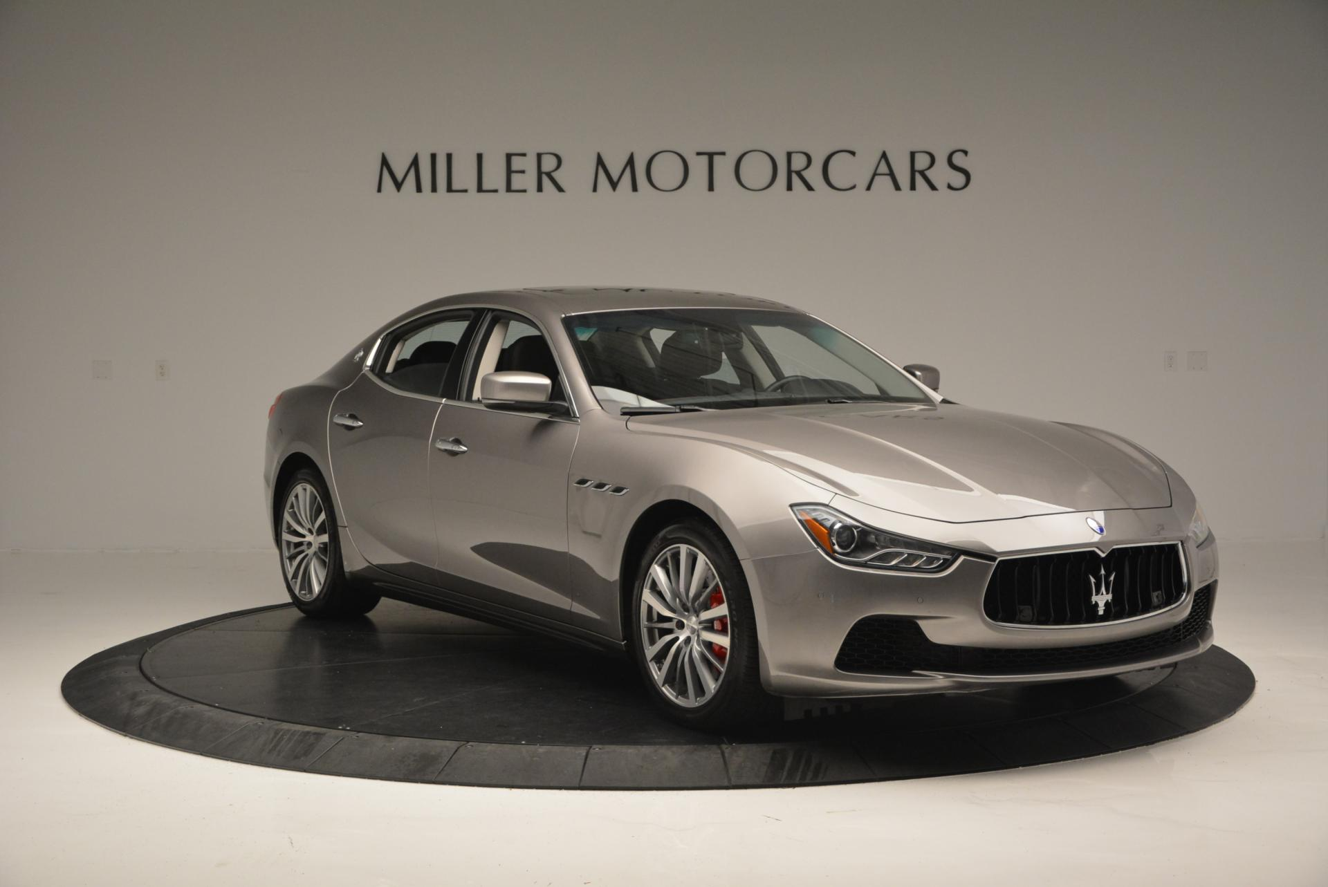 Used 2016 Maserati Ghibli S Q4 For Sale In Westport, CT 192_p11