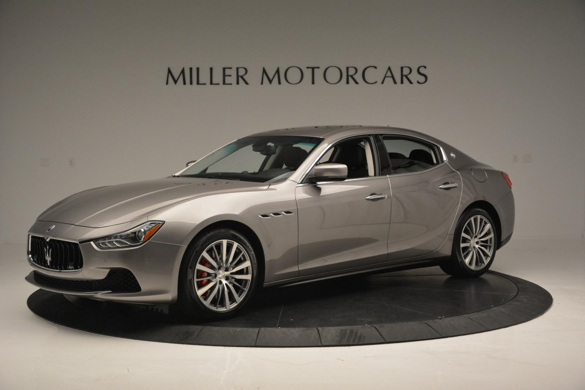 Used 2016 Maserati Ghibli S Q4 For Sale In Westport, CT 192_p2