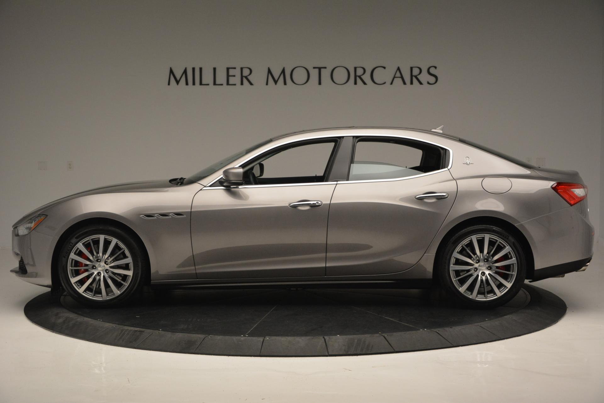 Used 2016 Maserati Ghibli S Q4 For Sale In Westport, CT 192_p3