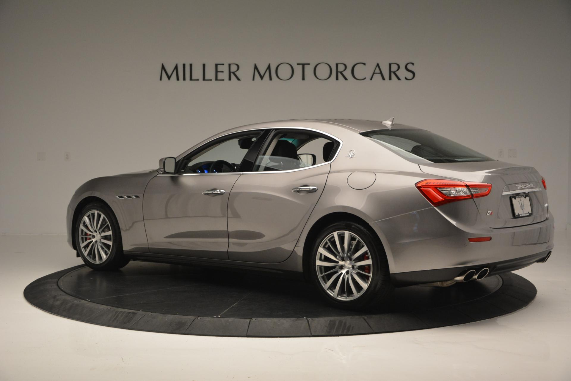 Used 2016 Maserati Ghibli S Q4 For Sale In Westport, CT 192_p4