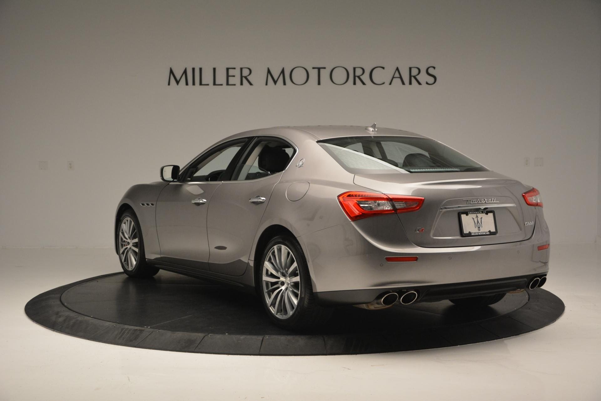 Used 2016 Maserati Ghibli S Q4 For Sale In Westport, CT 192_p5