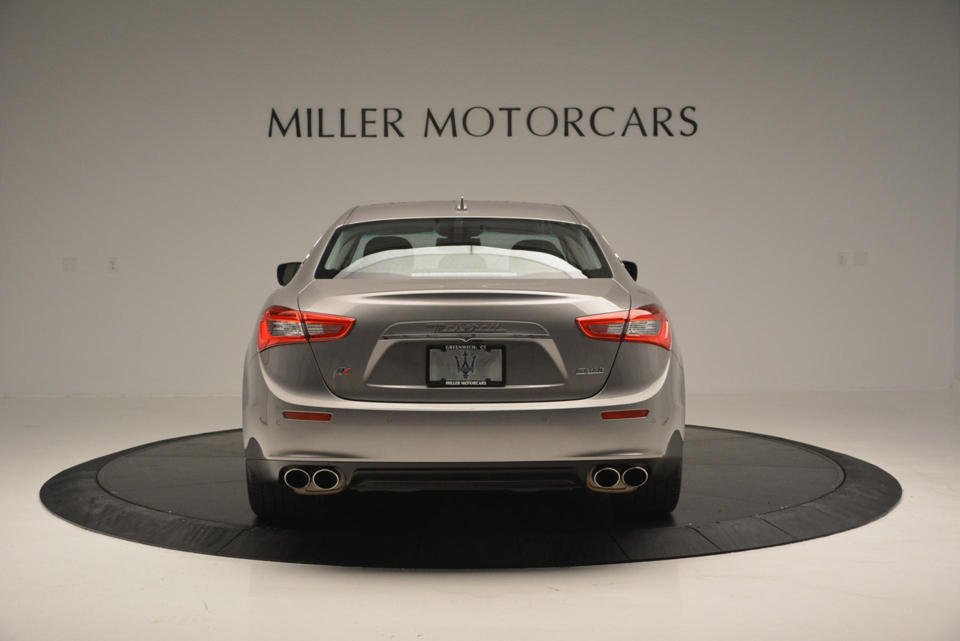 Used 2016 Maserati Ghibli S Q4 For Sale In Westport, CT 192_p6