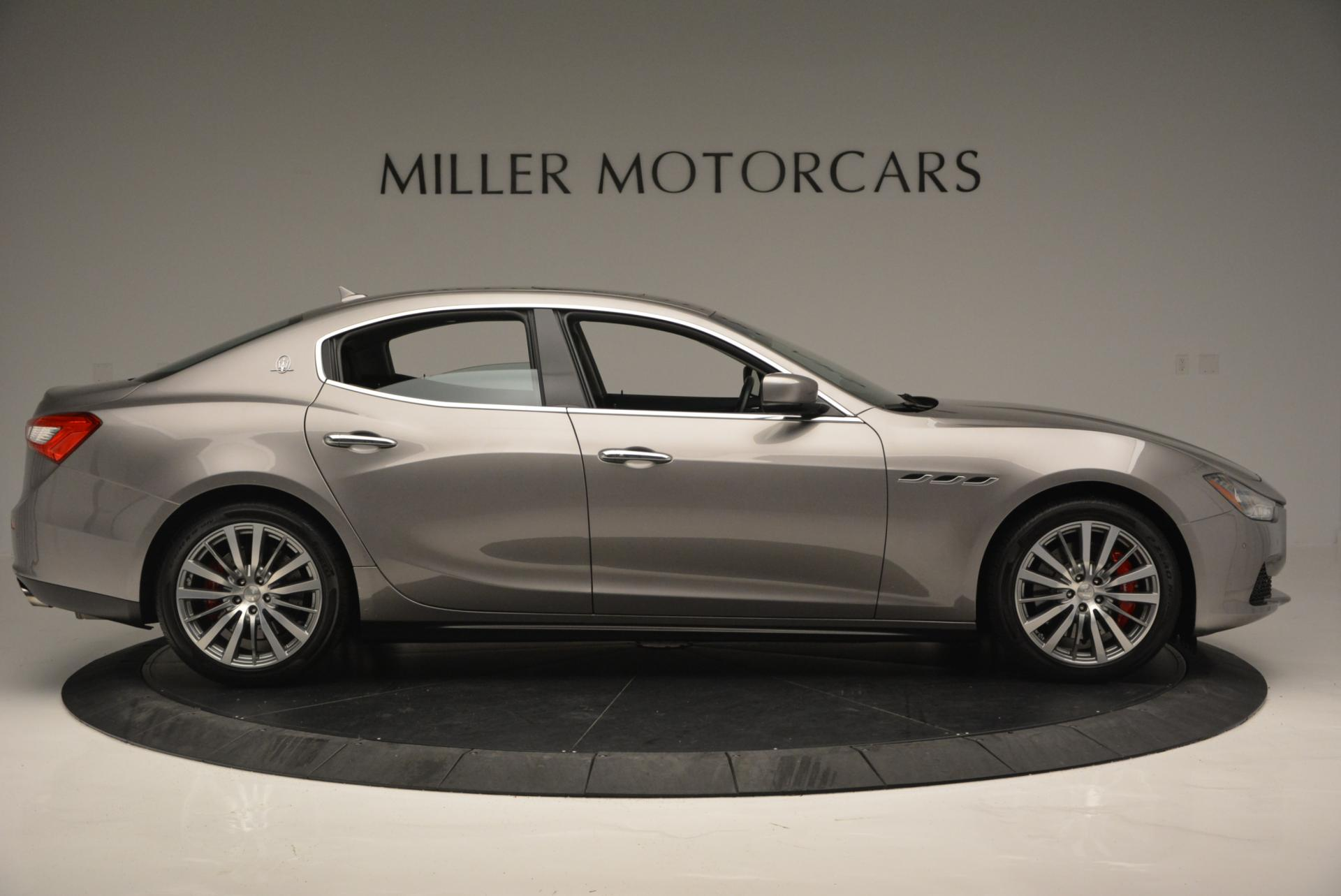 Used 2016 Maserati Ghibli S Q4 For Sale In Westport, CT 192_p9