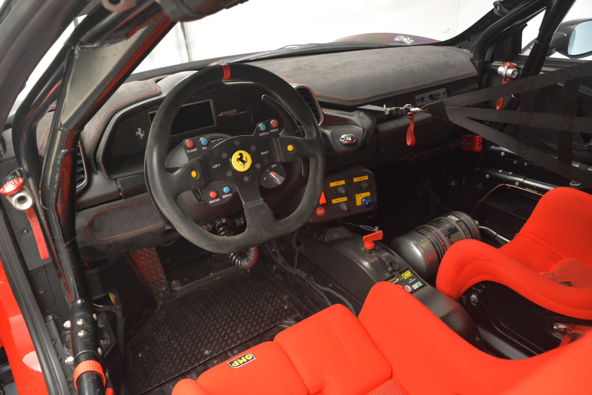 Used 2013 Ferrari 458 Challenge  For Sale In Westport, CT 1921_p12