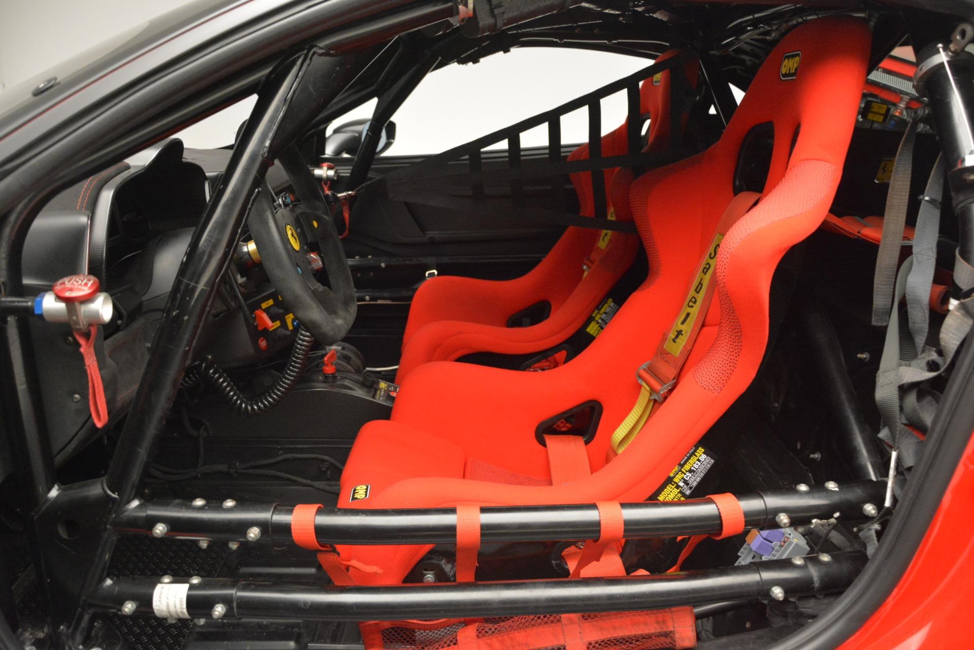 Used 2013 Ferrari 458 Challenge  For Sale In Westport, CT 1921_p13