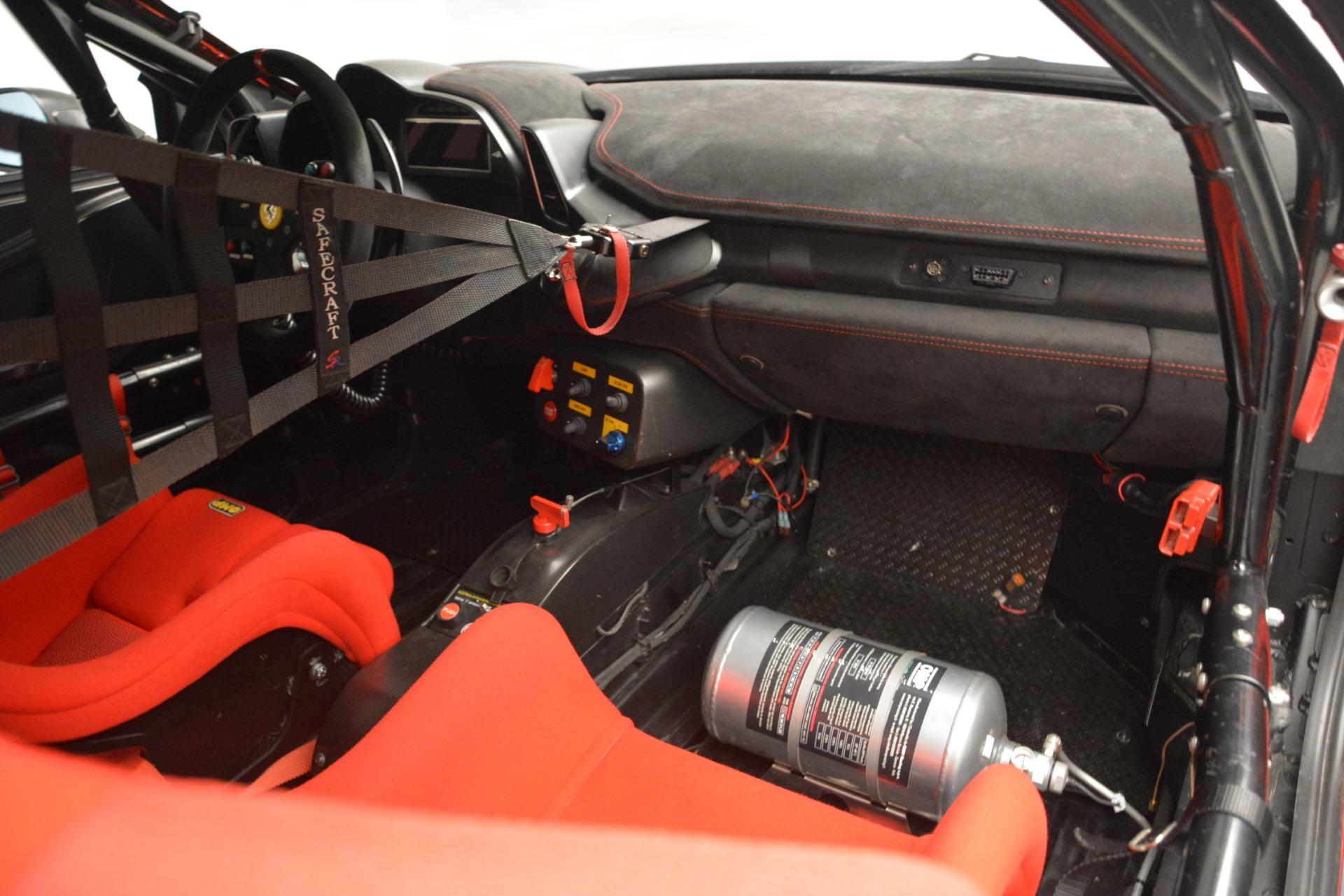Used 2013 Ferrari 458 Challenge  For Sale In Westport, CT 1921_p15