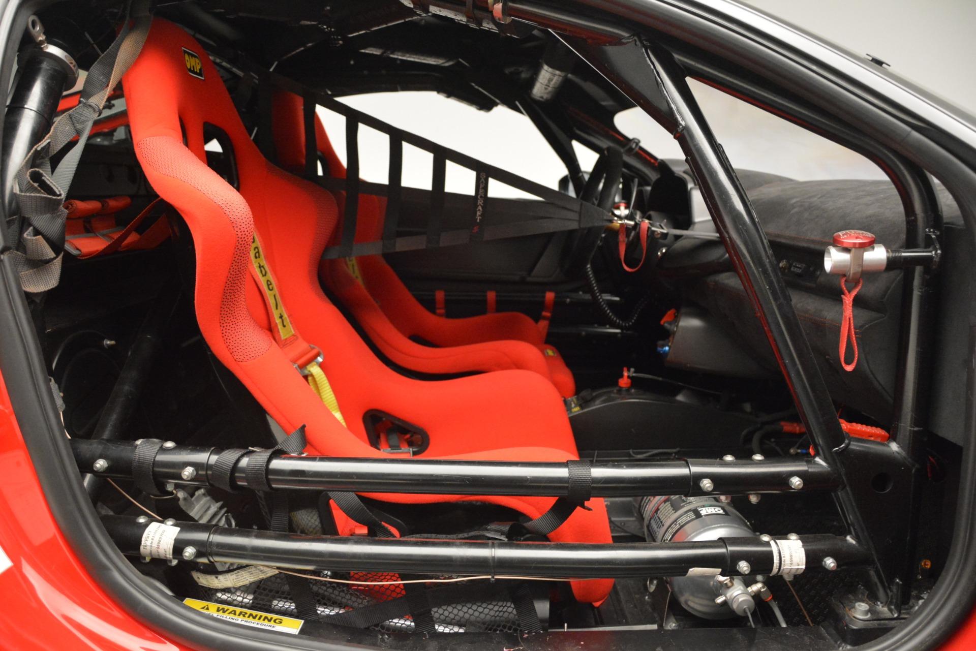 Used 2013 Ferrari 458 Challenge  For Sale In Westport, CT 1921_p16