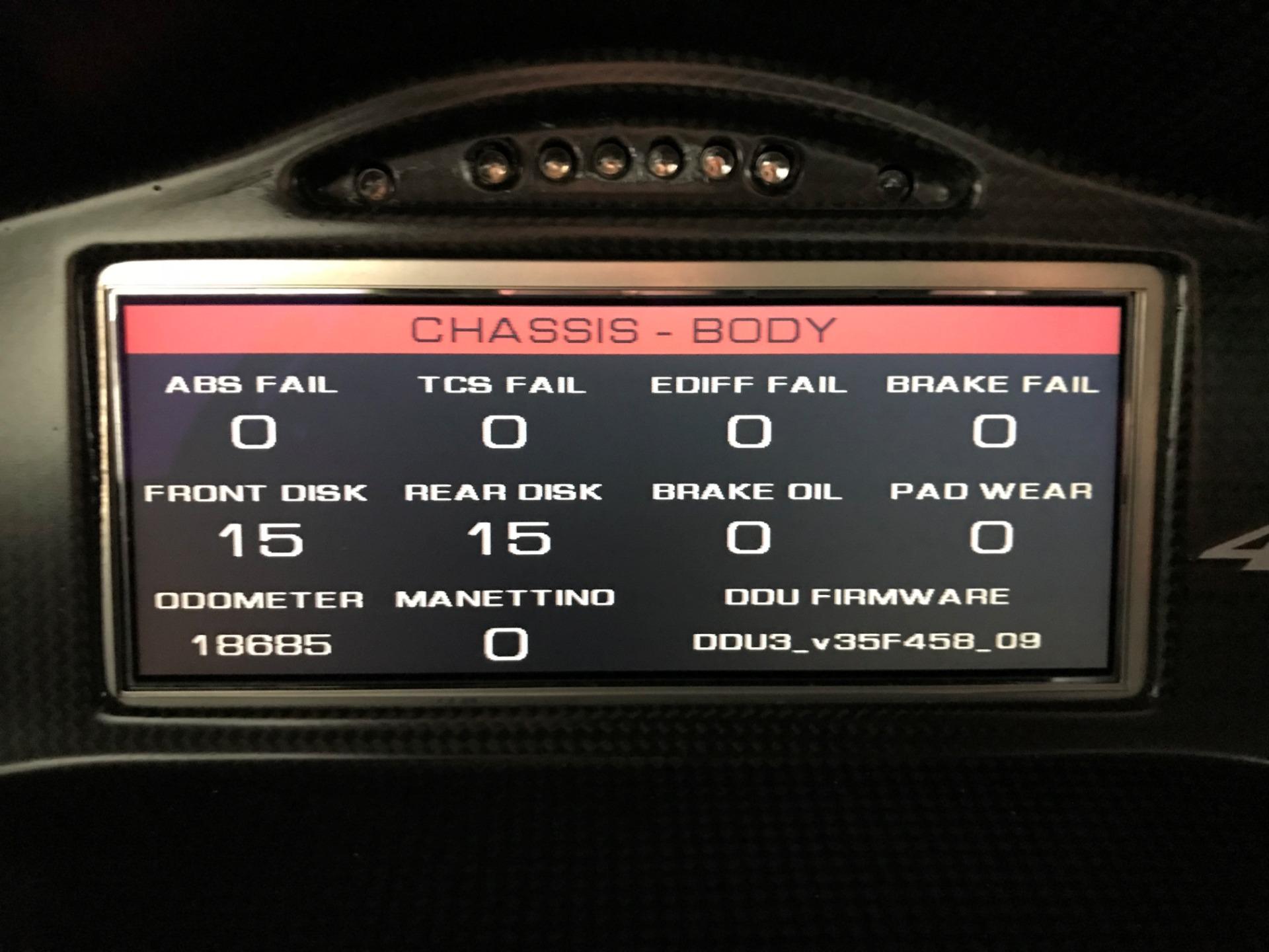 Used 2013 Ferrari 458 Challenge  For Sale In Westport, CT 1921_p18