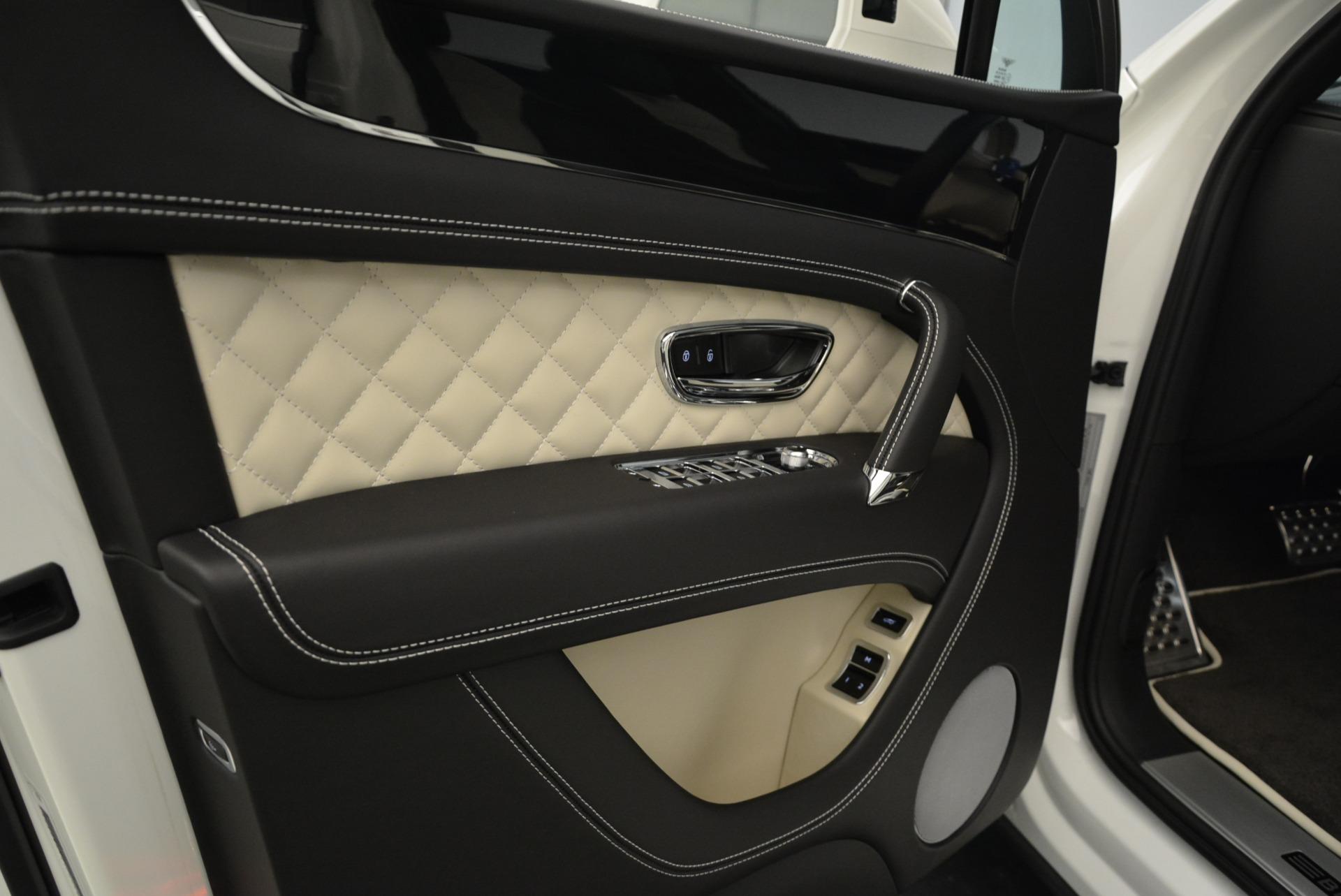 Used 2018 Bentley Bentayga Activity Edition For Sale In Westport, CT 1922_p17