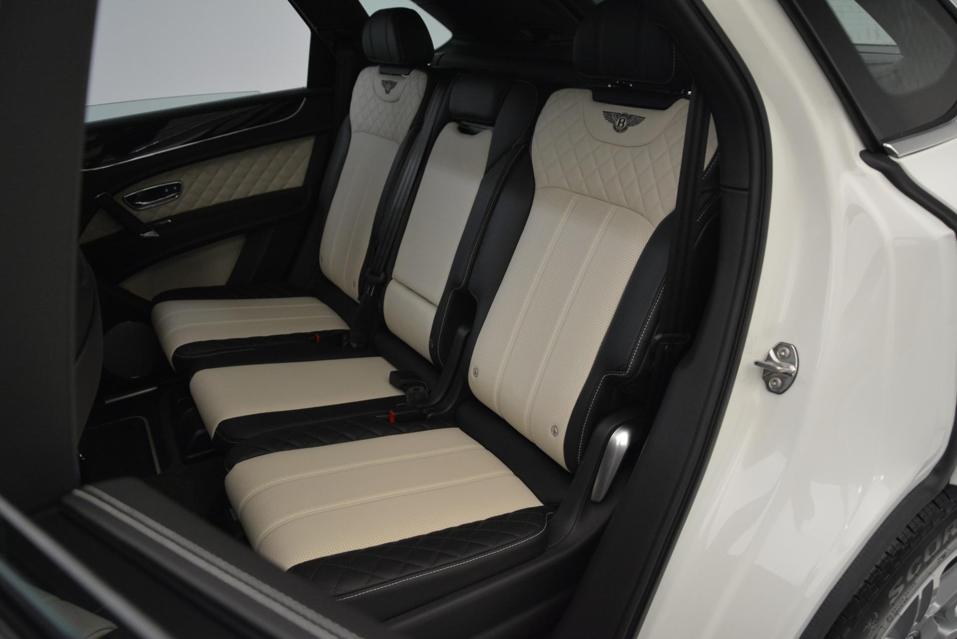 Used 2018 Bentley Bentayga Activity Edition For Sale In Westport, CT 1922_p22