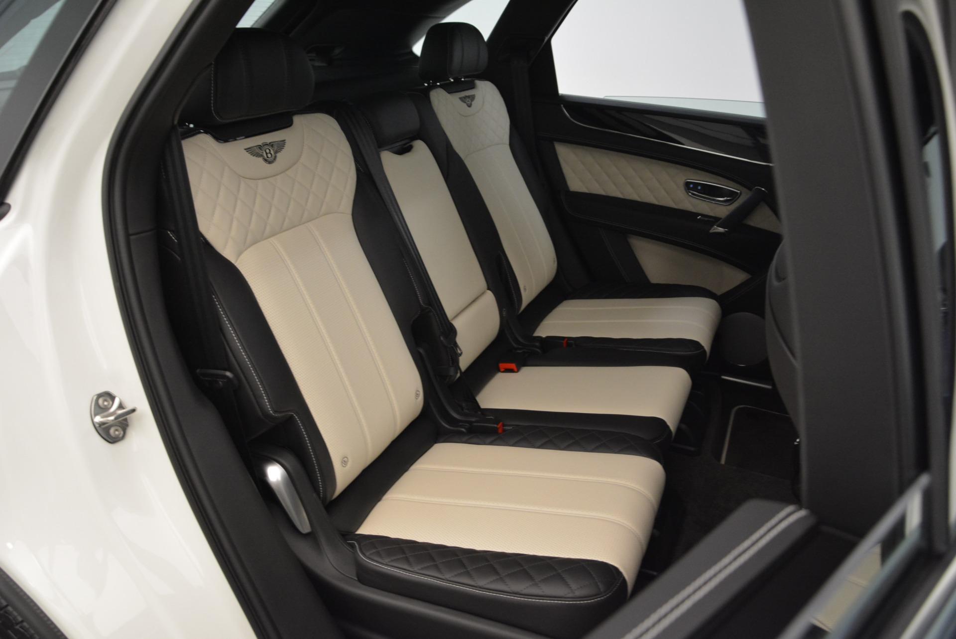 Used 2018 Bentley Bentayga Activity Edition For Sale In Westport, CT 1922_p24