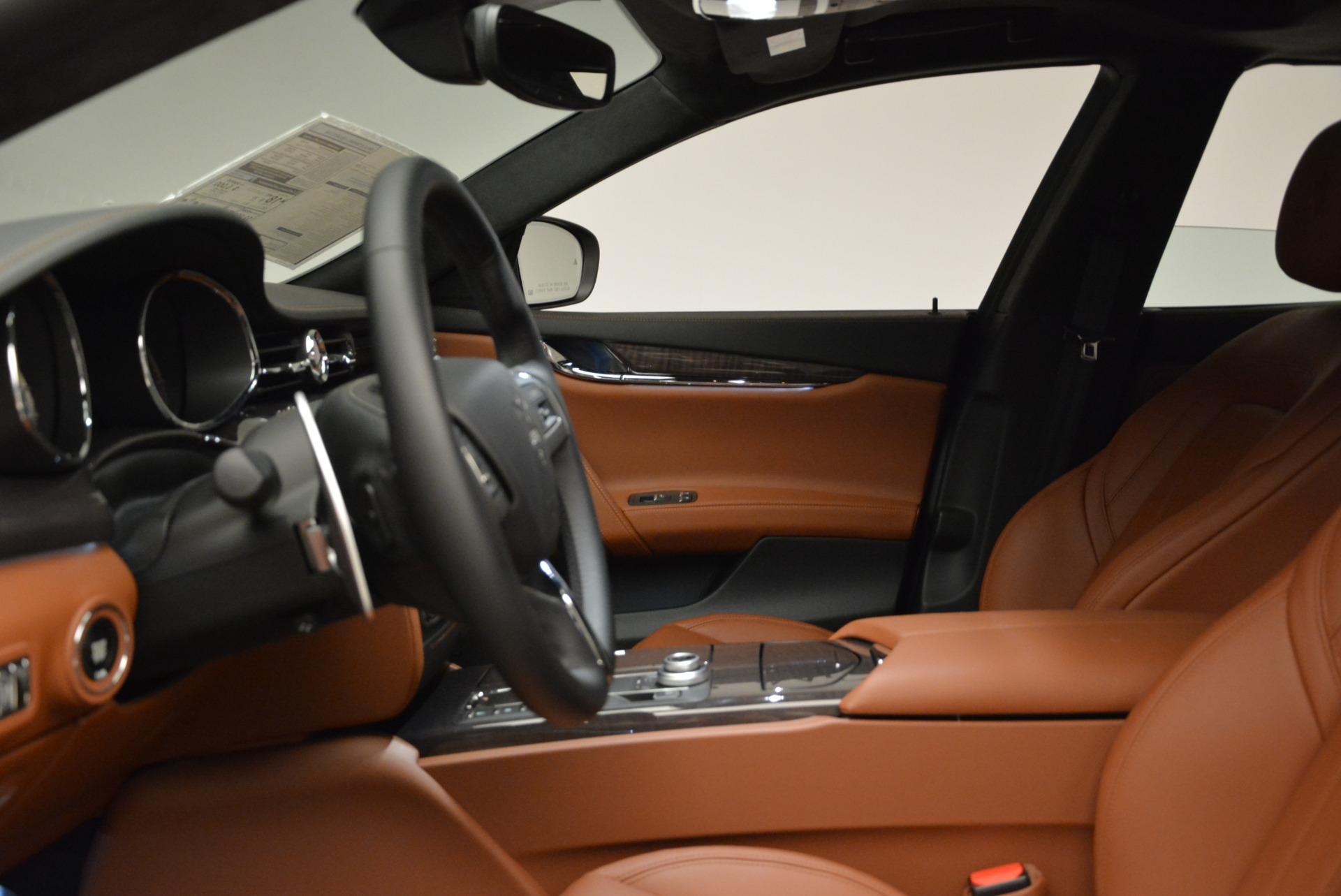 New 2018 Maserati Quattroporte S Q4 GranLusso For Sale In Westport, CT 1926_p15
