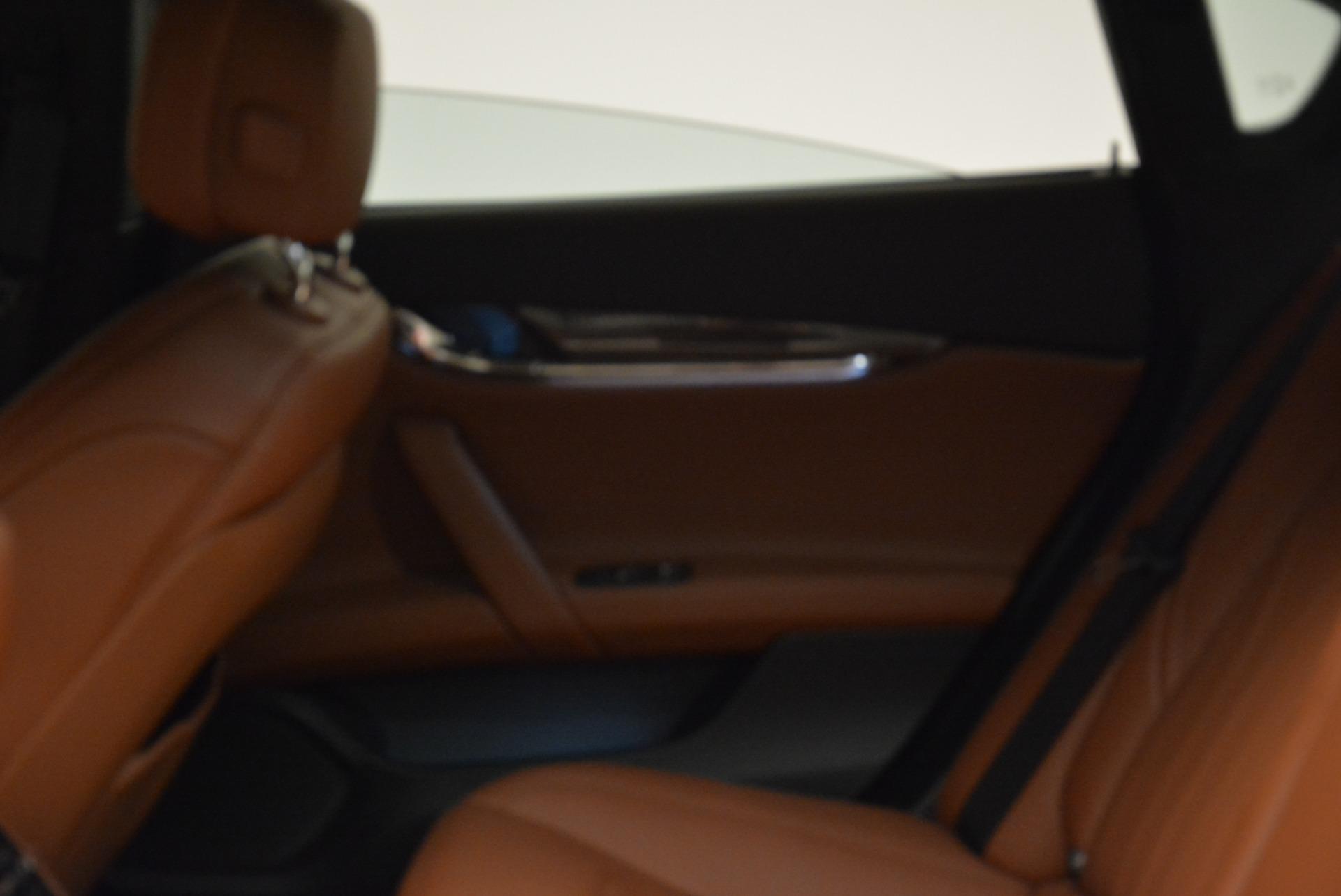 New 2018 Maserati Quattroporte S Q4 GranLusso For Sale In Westport, CT 1926_p18