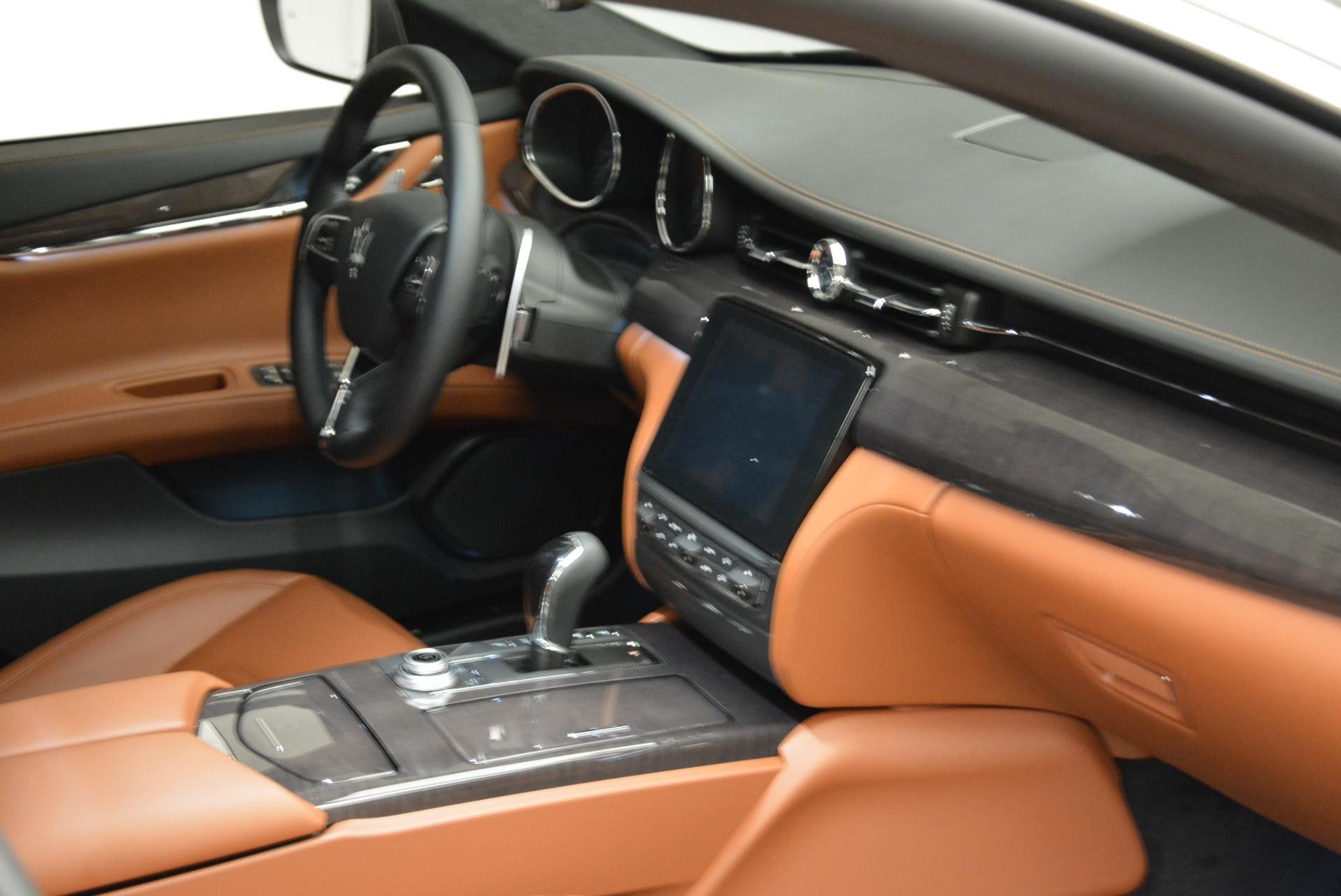 New 2018 Maserati Quattroporte S Q4 GranLusso For Sale In Westport, CT 1926_p22