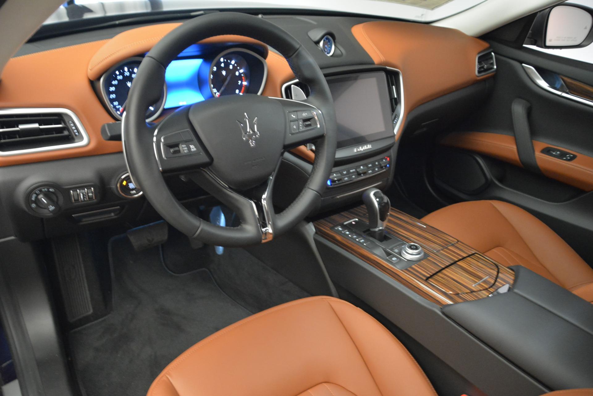 New 2018 Maserati Ghibli S Q4 For Sale In Westport, CT 1928_p13