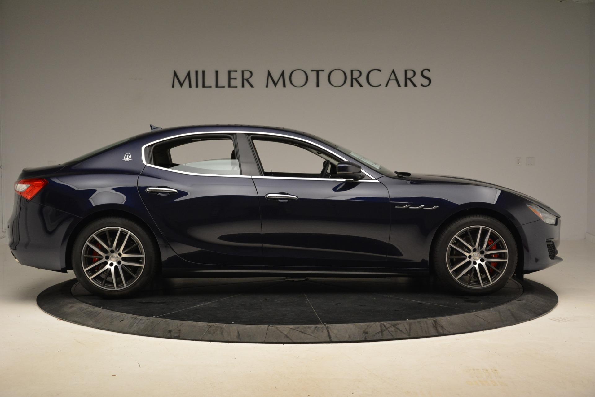 New 2018 Maserati Ghibli S Q4 For Sale In Westport, CT 1928_p9
