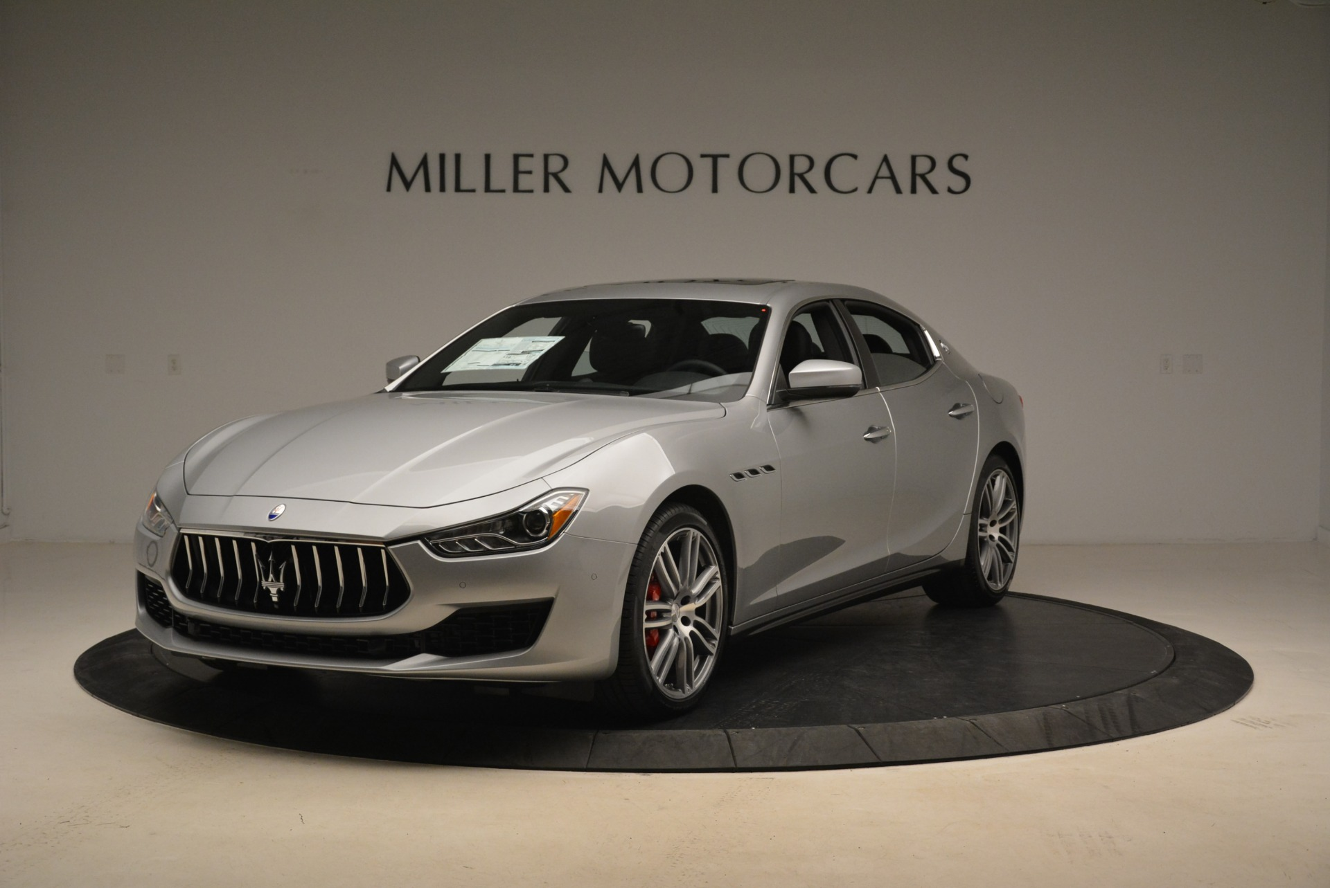 Used 2018 Maserati Ghibli S Q4 For Sale In Westport, CT 1929_main