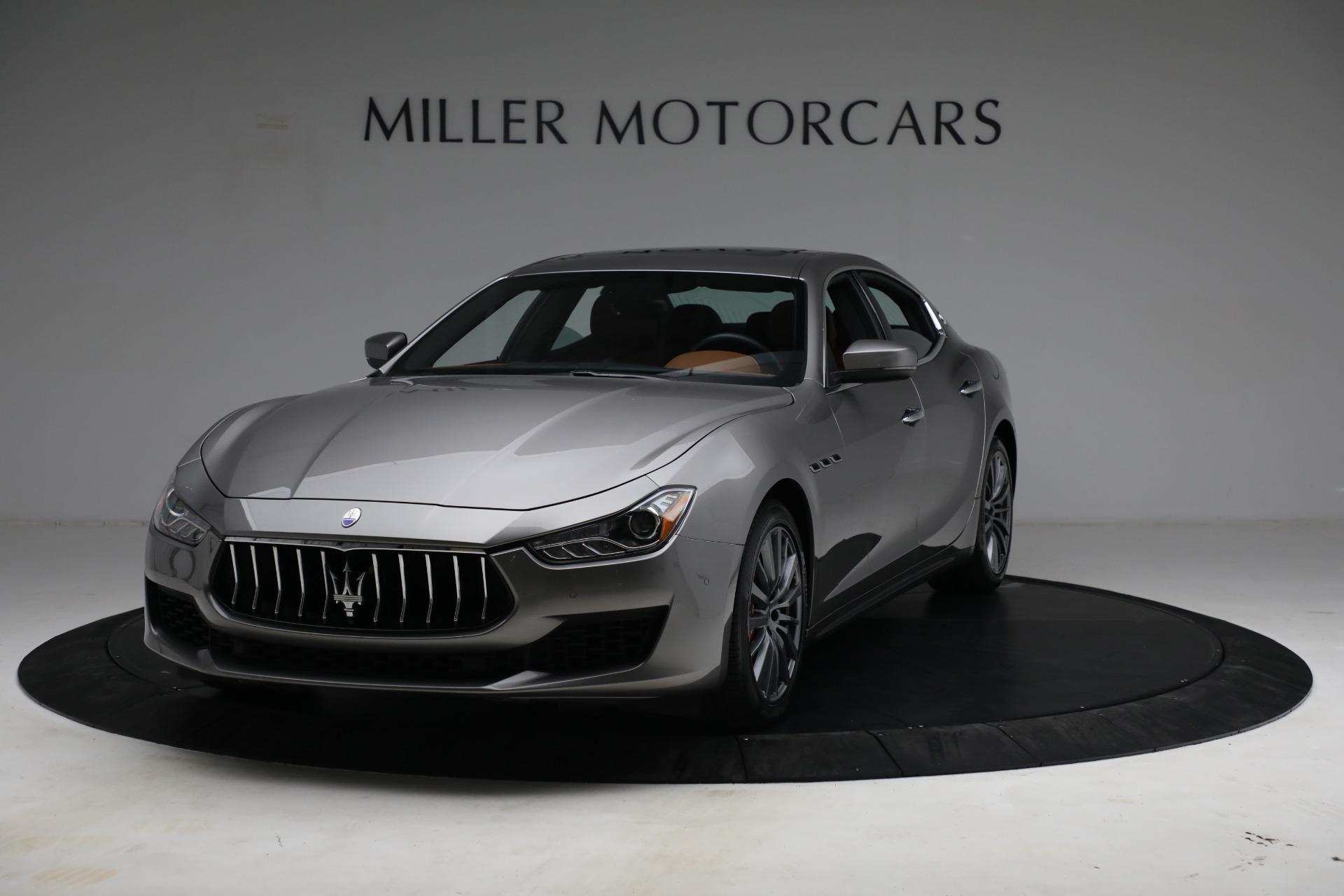 New 2018 Maserati Ghibli S Q4 For Sale In Westport, CT 1930_main