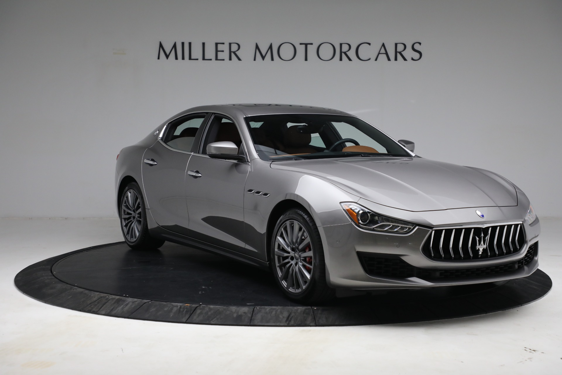 New 2018 Maserati Ghibli S Q4 For Sale In Westport, CT 1930_p11