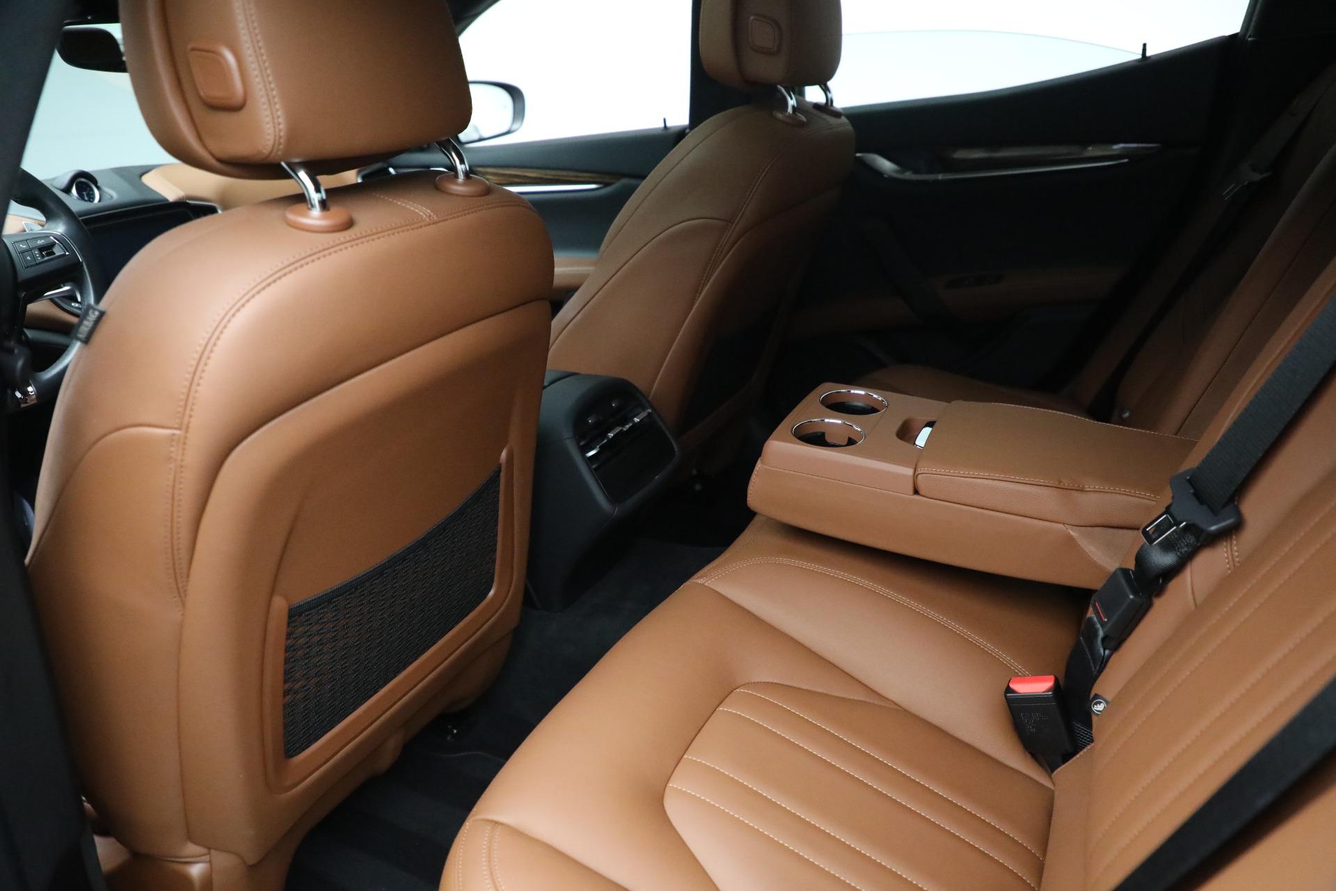 New 2018 Maserati Ghibli S Q4 For Sale In Westport, CT 1930_p21
