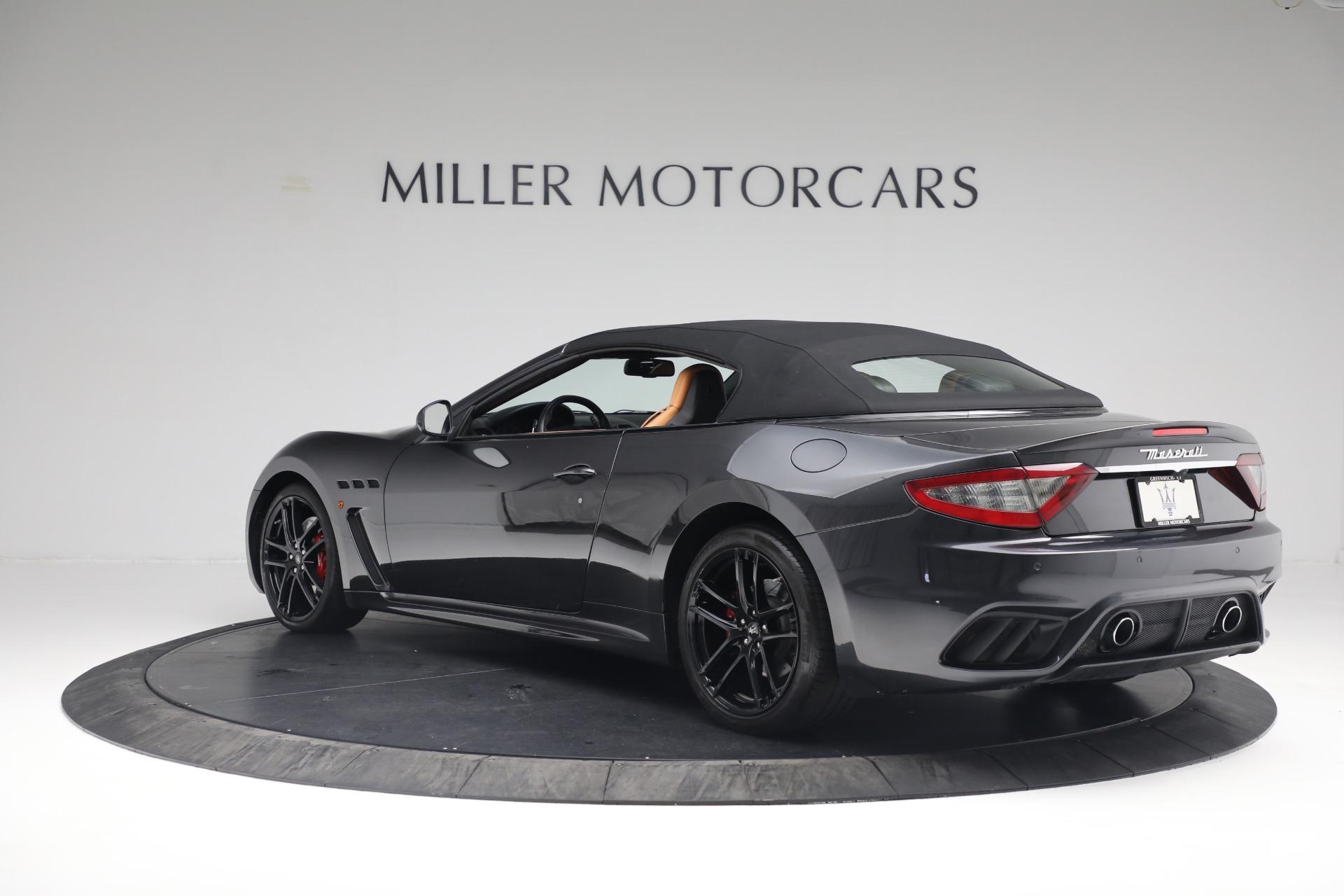 New 2018 Maserati GranTurismo MC Convertible For Sale In Westport, CT 1933_p15