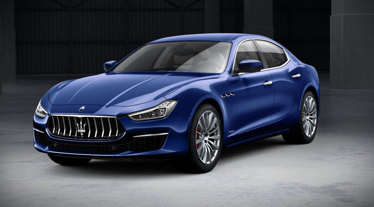 New 2018 Maserati Ghibli S Q4 GranLusso For Sale In Westport, CT 1941_main