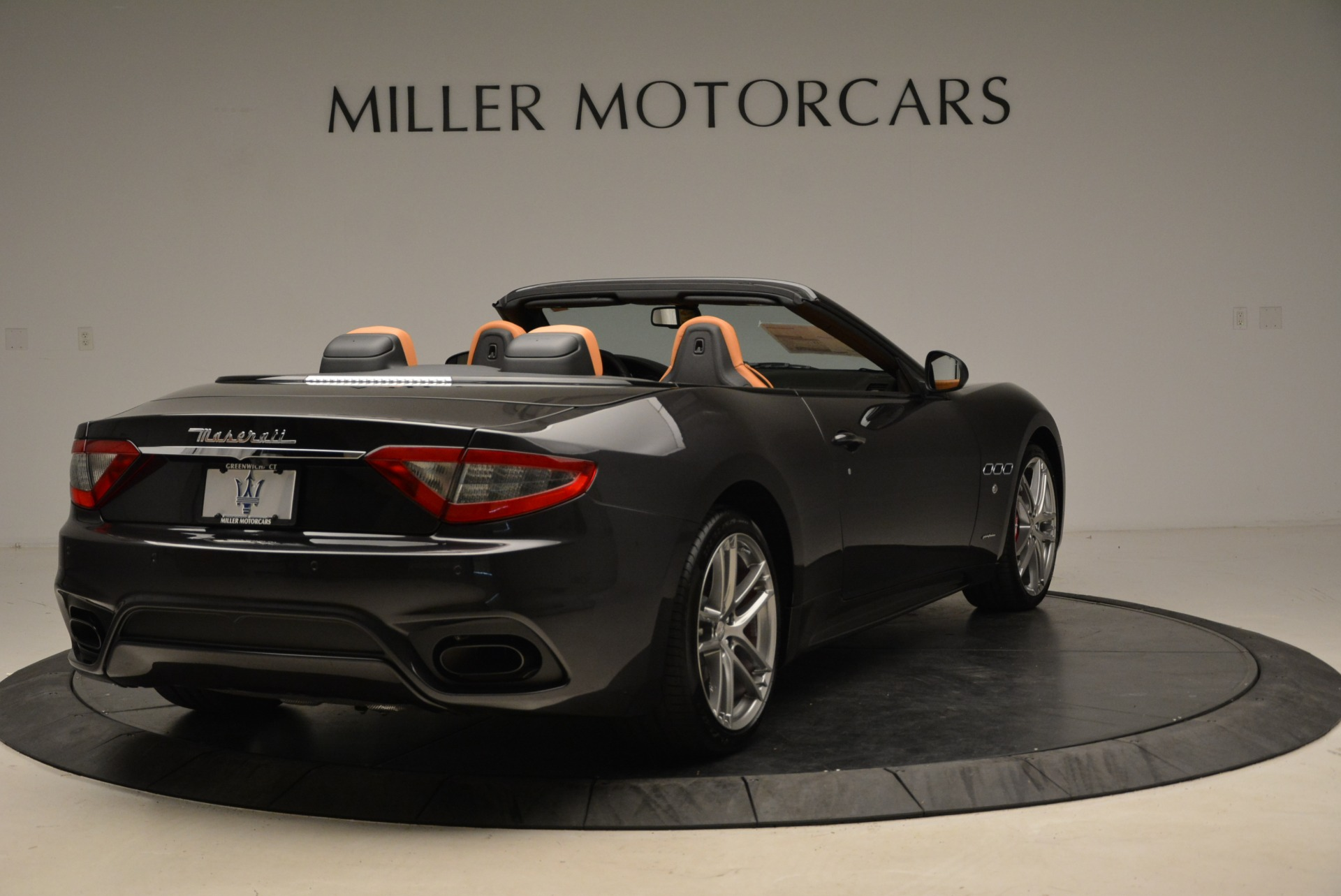 New 2018 Maserati GranTurismo Sport Convertible For Sale In Westport, CT 1942_p19