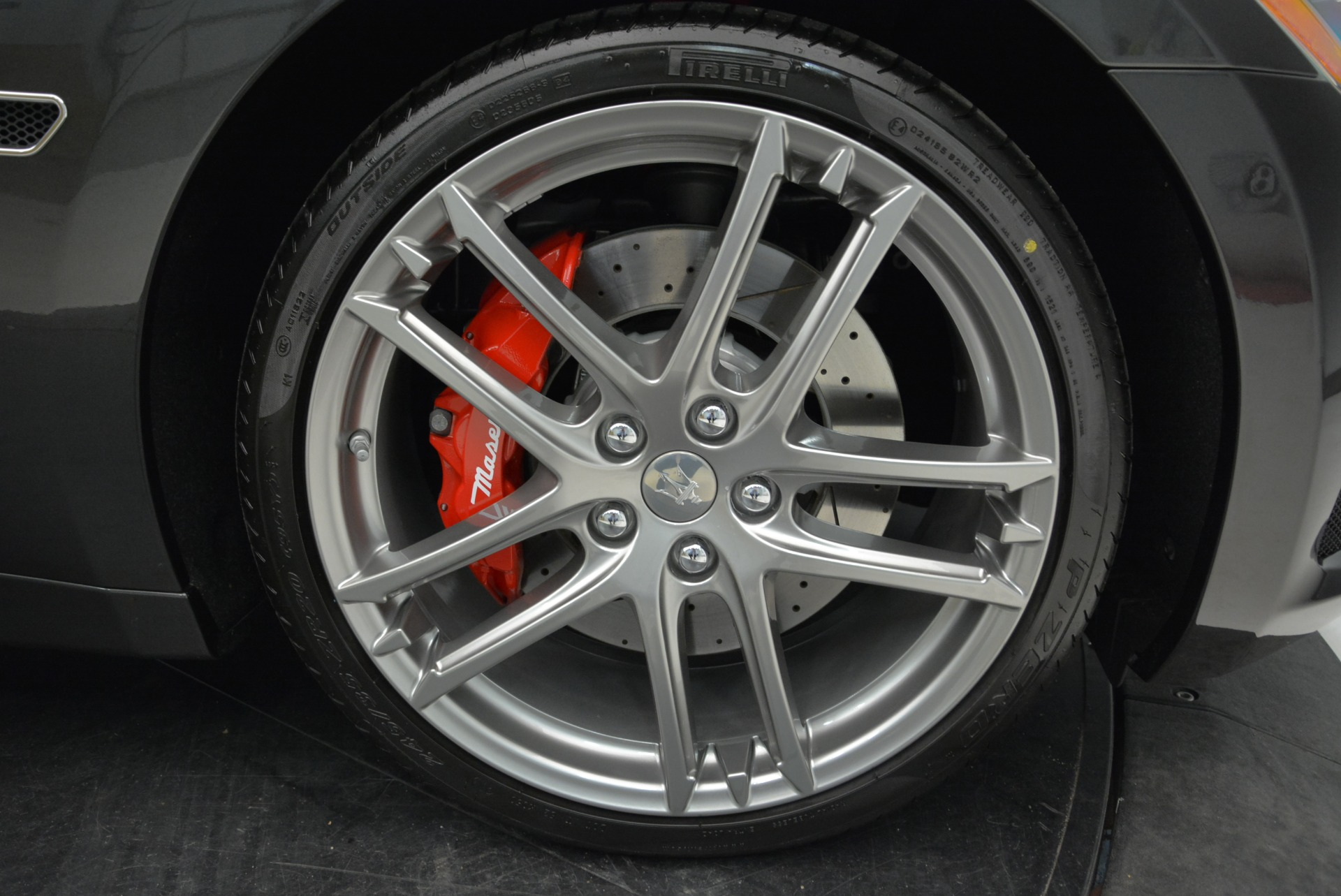 New 2018 Maserati GranTurismo Sport Convertible For Sale In Westport, CT 1942_p39