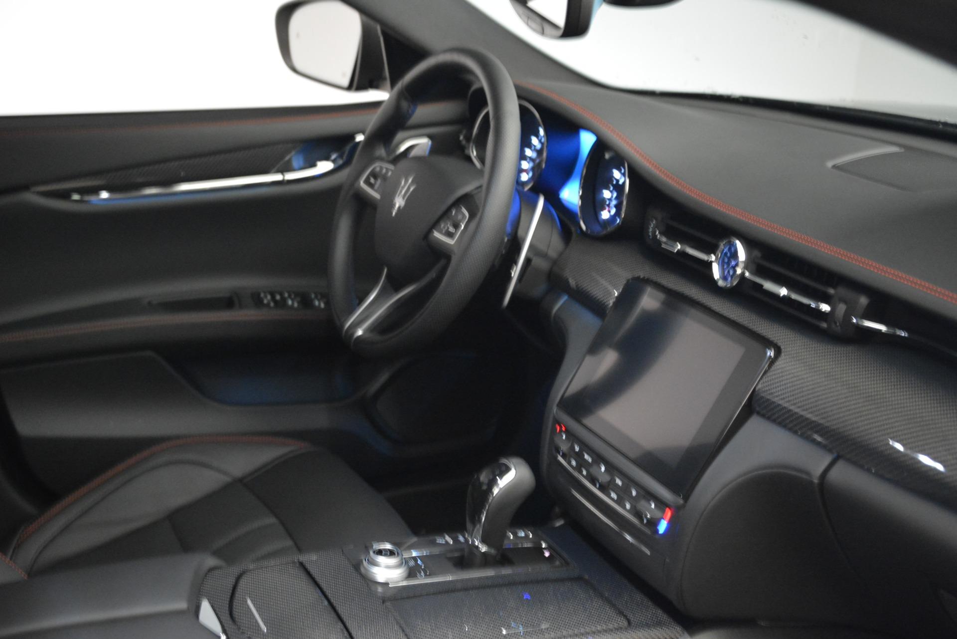 New 2018 Maserati Quattroporte S Q4 Gransport For Sale In Westport, CT 1943_p25