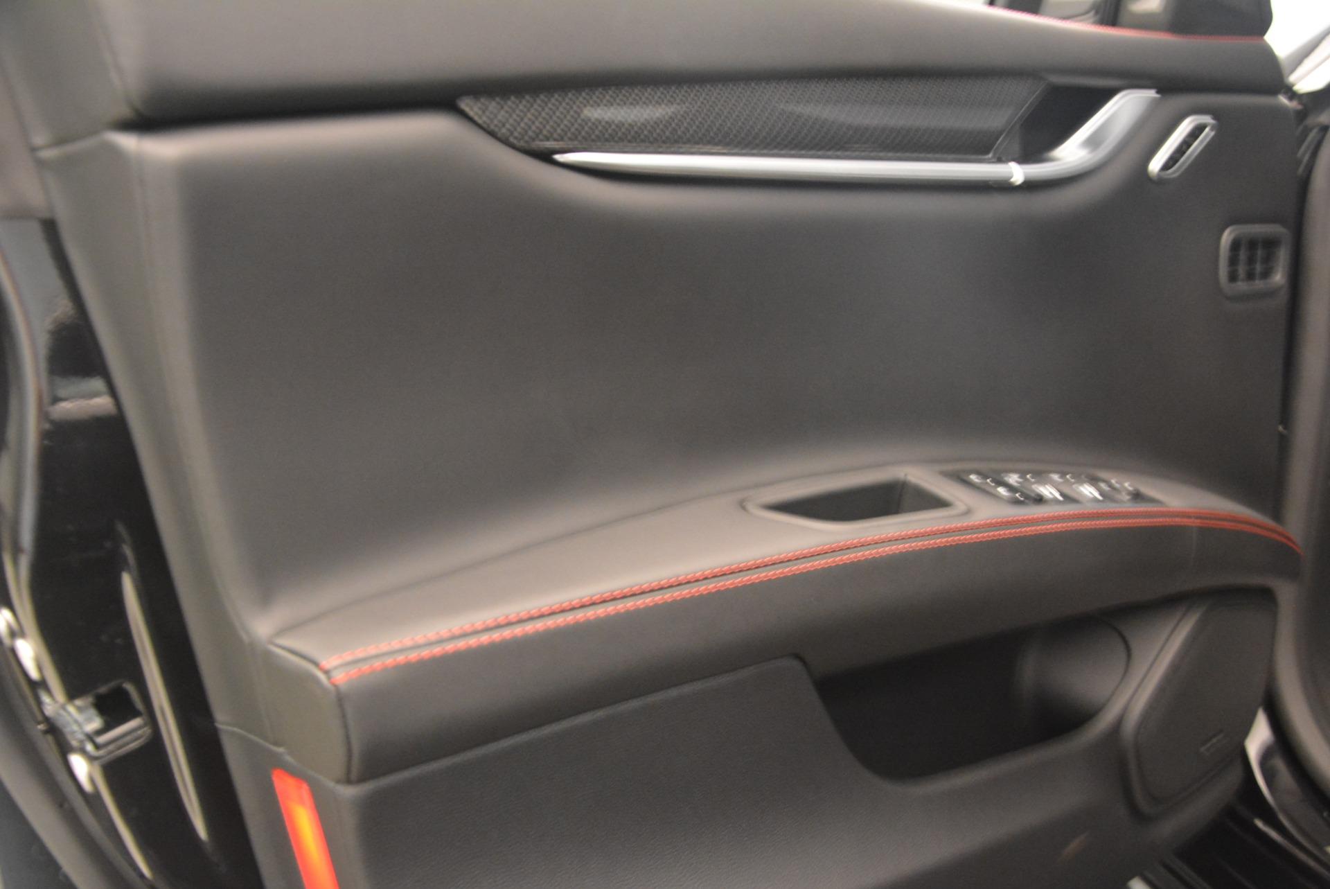 New 2018 Maserati Ghibli S Q4 GranSport For Sale In Westport, CT 1948_p17