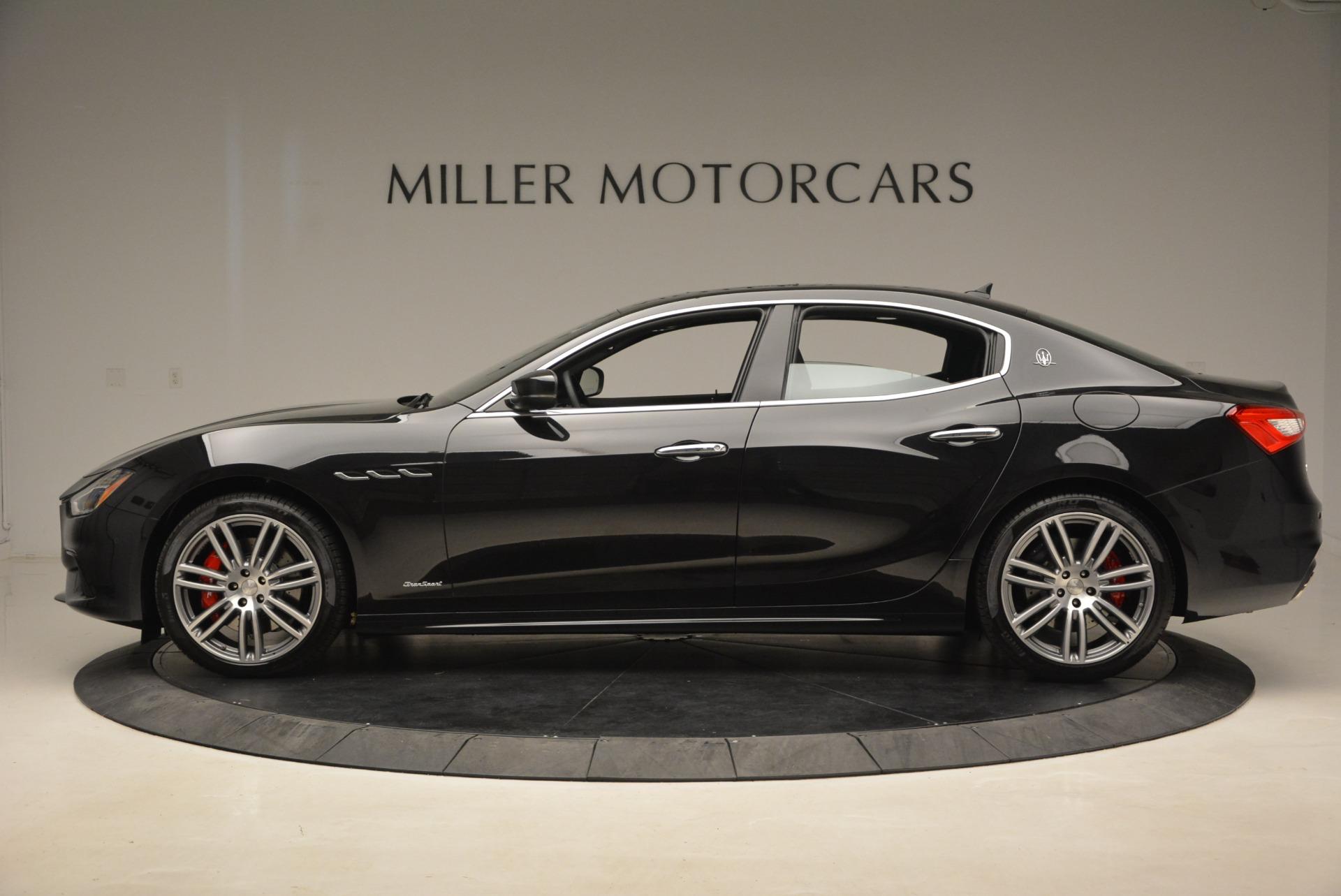 New 2018 Maserati Ghibli S Q4 Gransport For Sale In Westport, CT 1950_p3