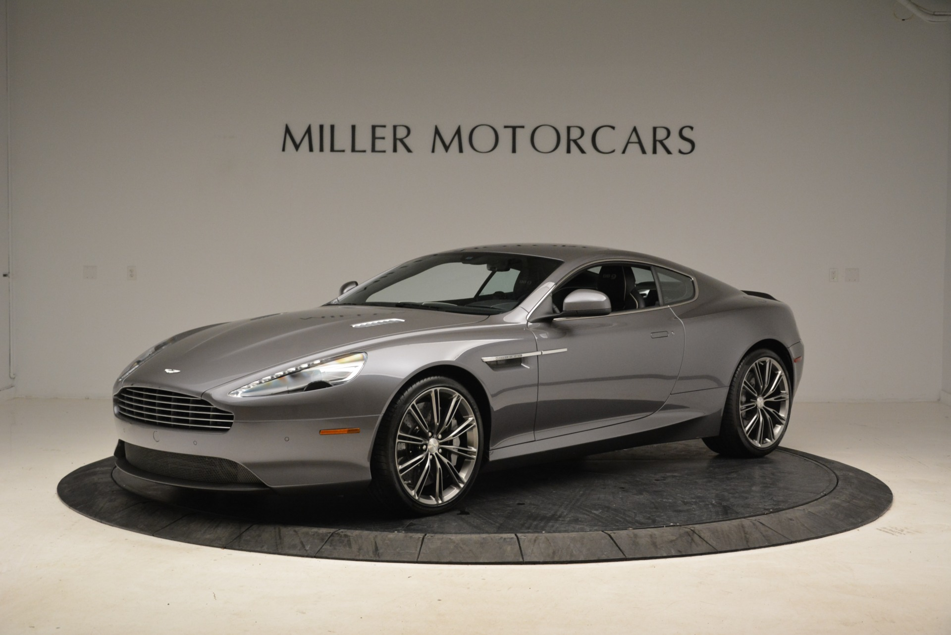 Used 2015 Aston Martin DB9  For Sale In Westport, CT 1951_p2