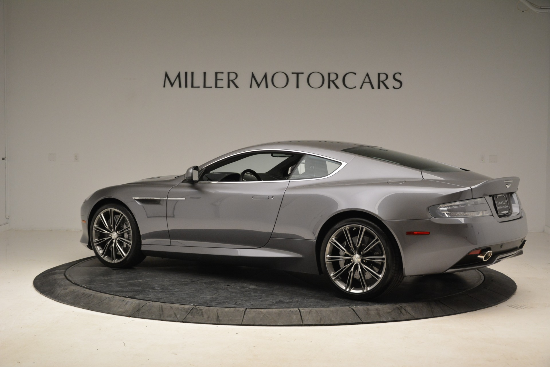 Used 2015 Aston Martin DB9  For Sale In Westport, CT 1951_p4
