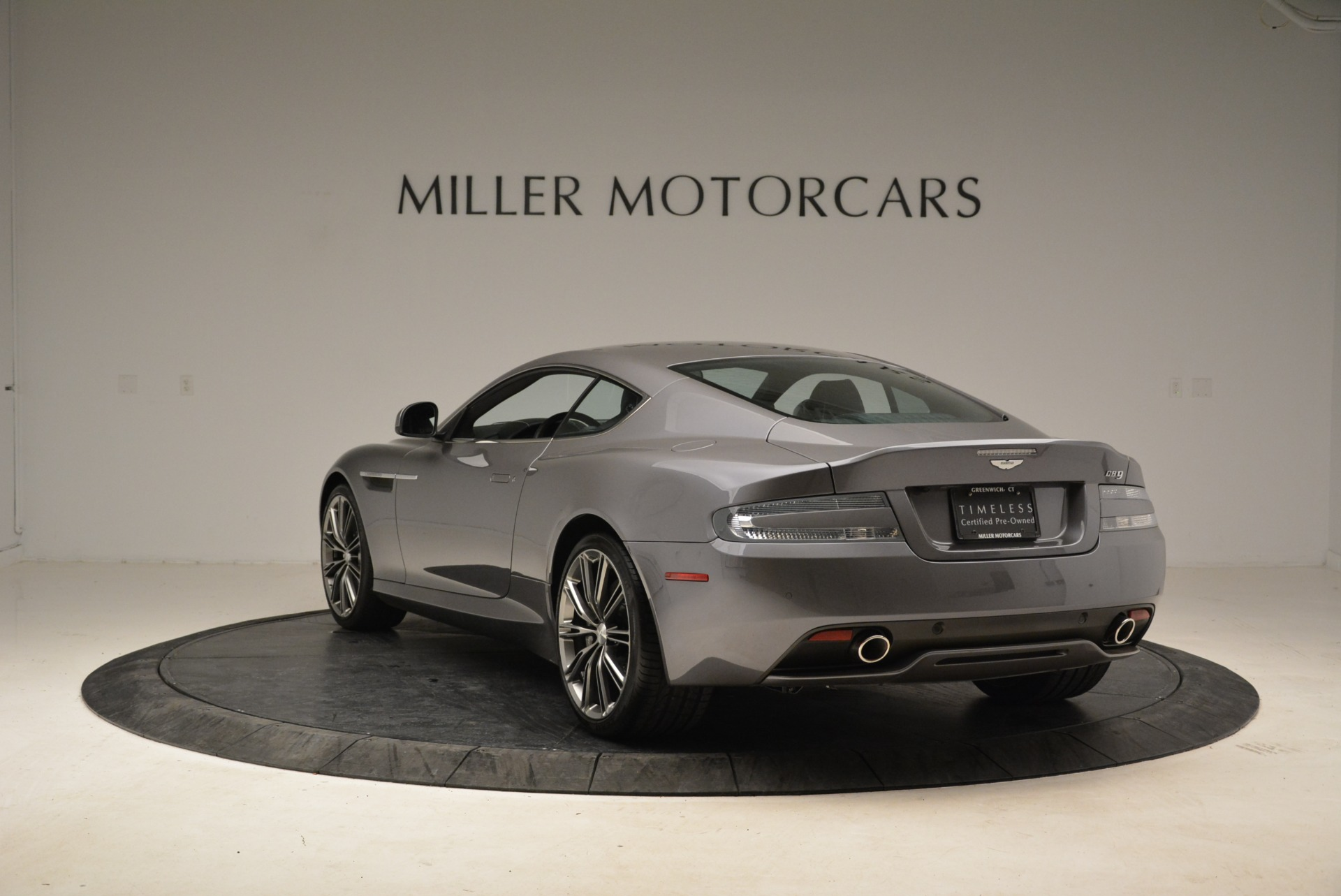 Used 2015 Aston Martin DB9  For Sale In Westport, CT 1951_p5