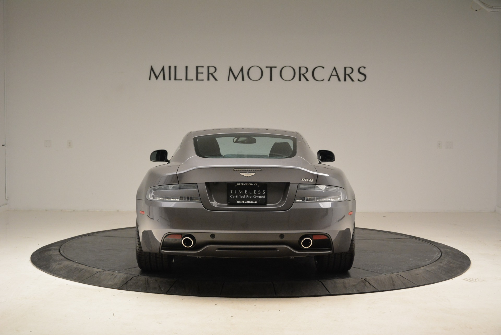 Used 2015 Aston Martin DB9  For Sale In Westport, CT 1951_p6