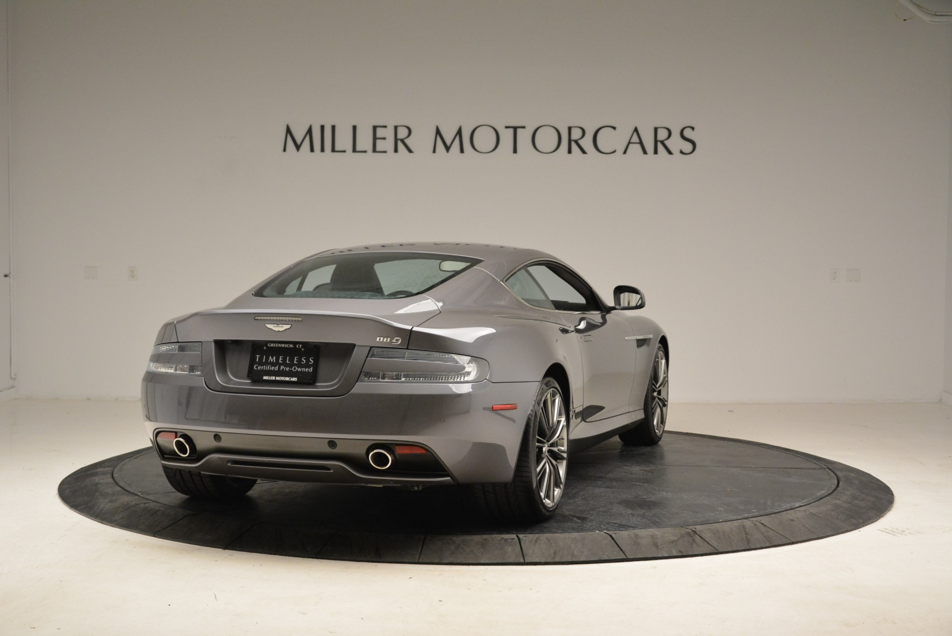 Used 2015 Aston Martin DB9  For Sale In Westport, CT 1951_p7