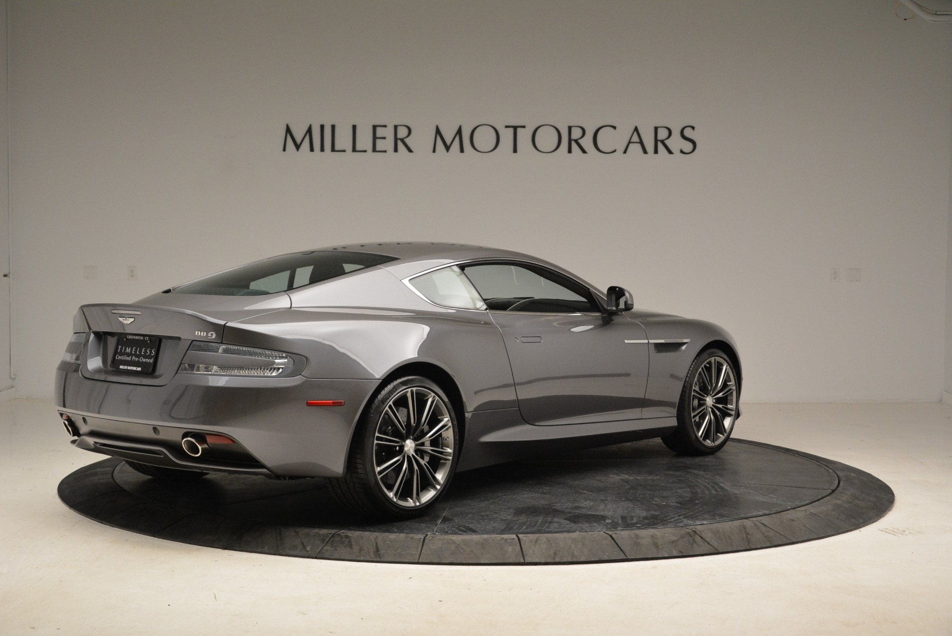 Used 2015 Aston Martin DB9  For Sale In Westport, CT 1951_p8