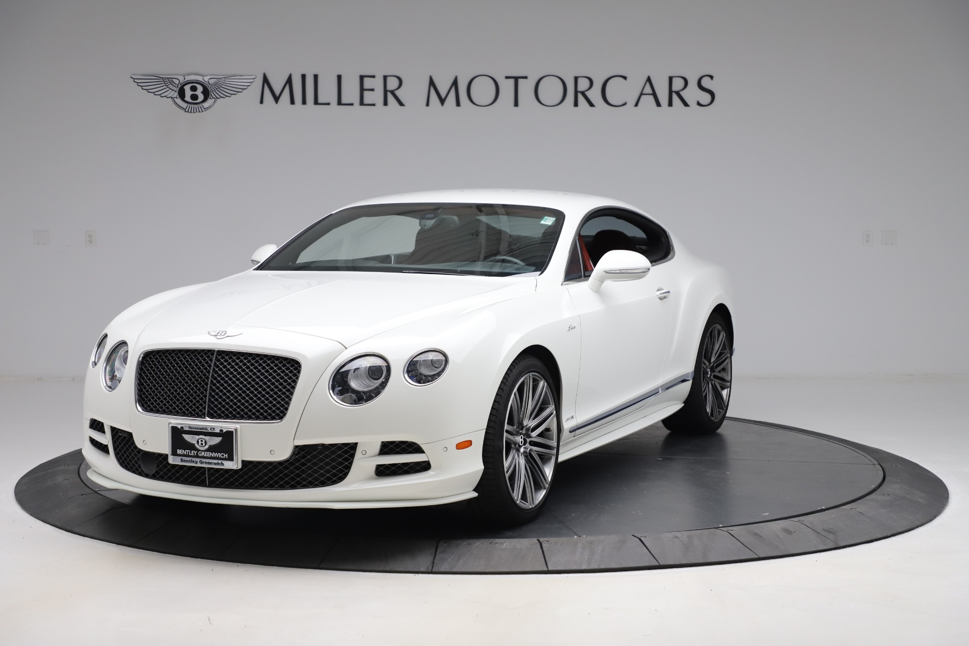 Used 2015 Bentley Continental GT Speed For Sale In Westport, CT