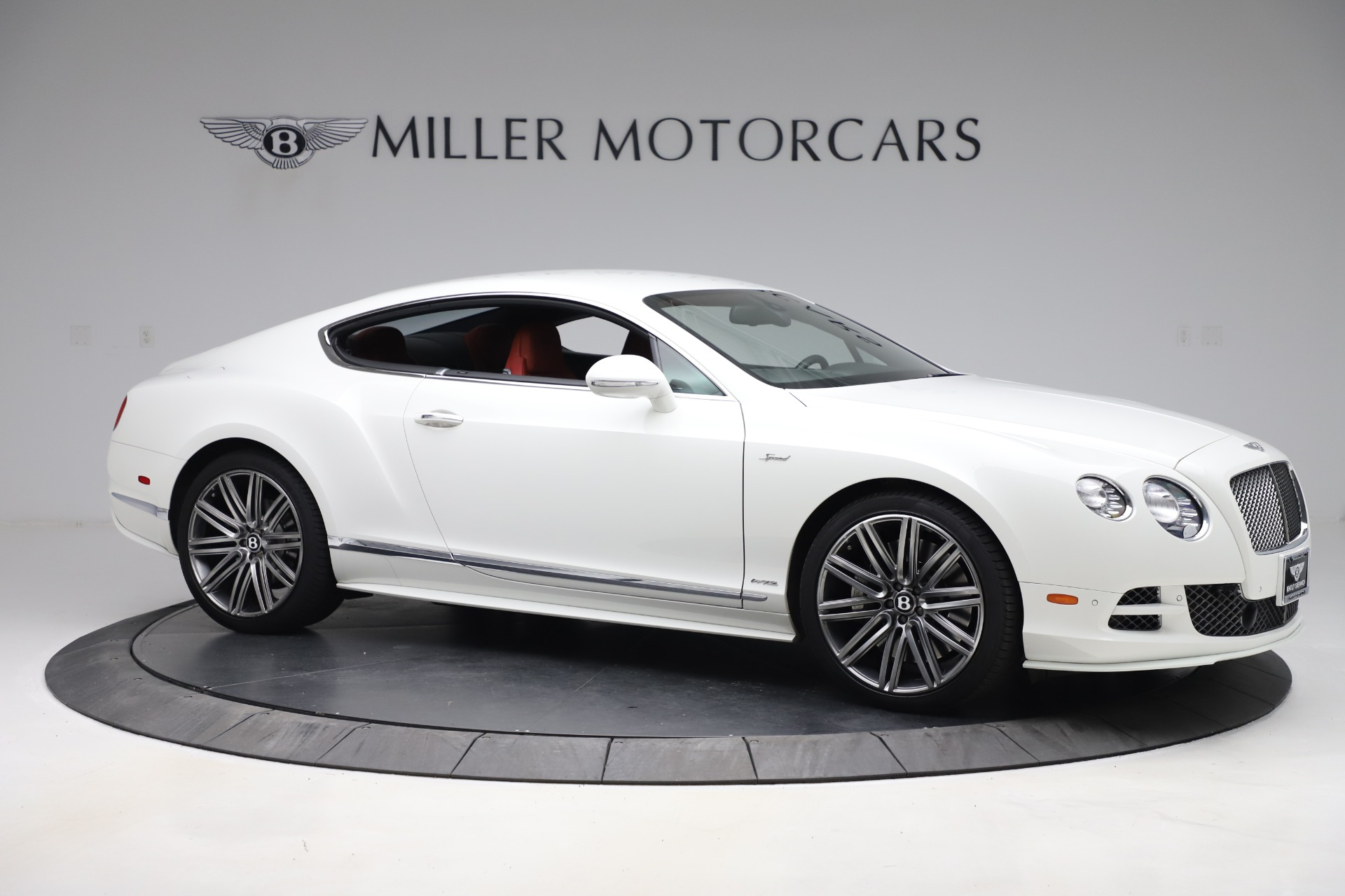 Used 2015 Bentley Continental GT Speed For Sale In Westport, CT 1953_p10
