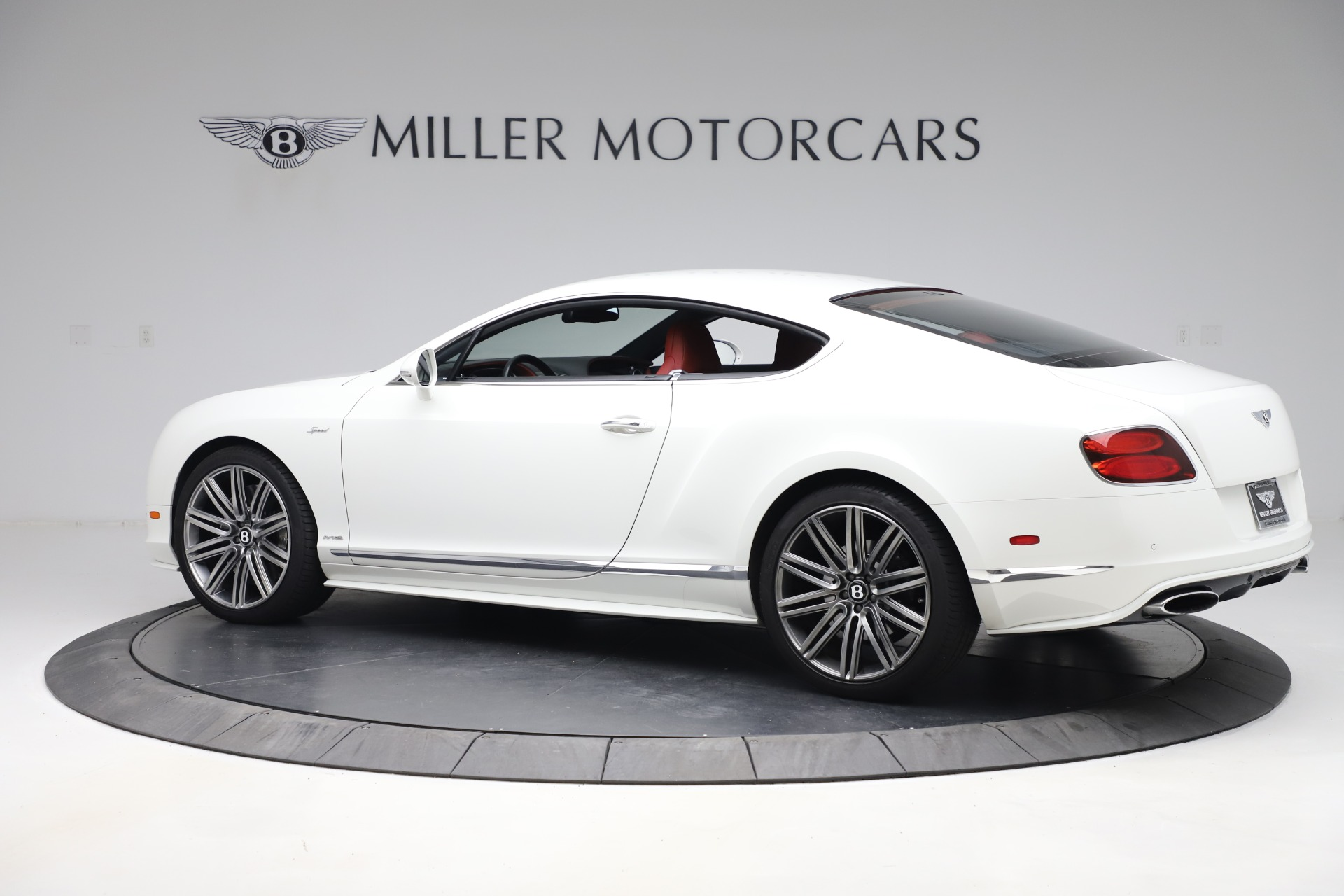 Used 2015 Bentley Continental GT Speed For Sale In Westport, CT 1953_p4