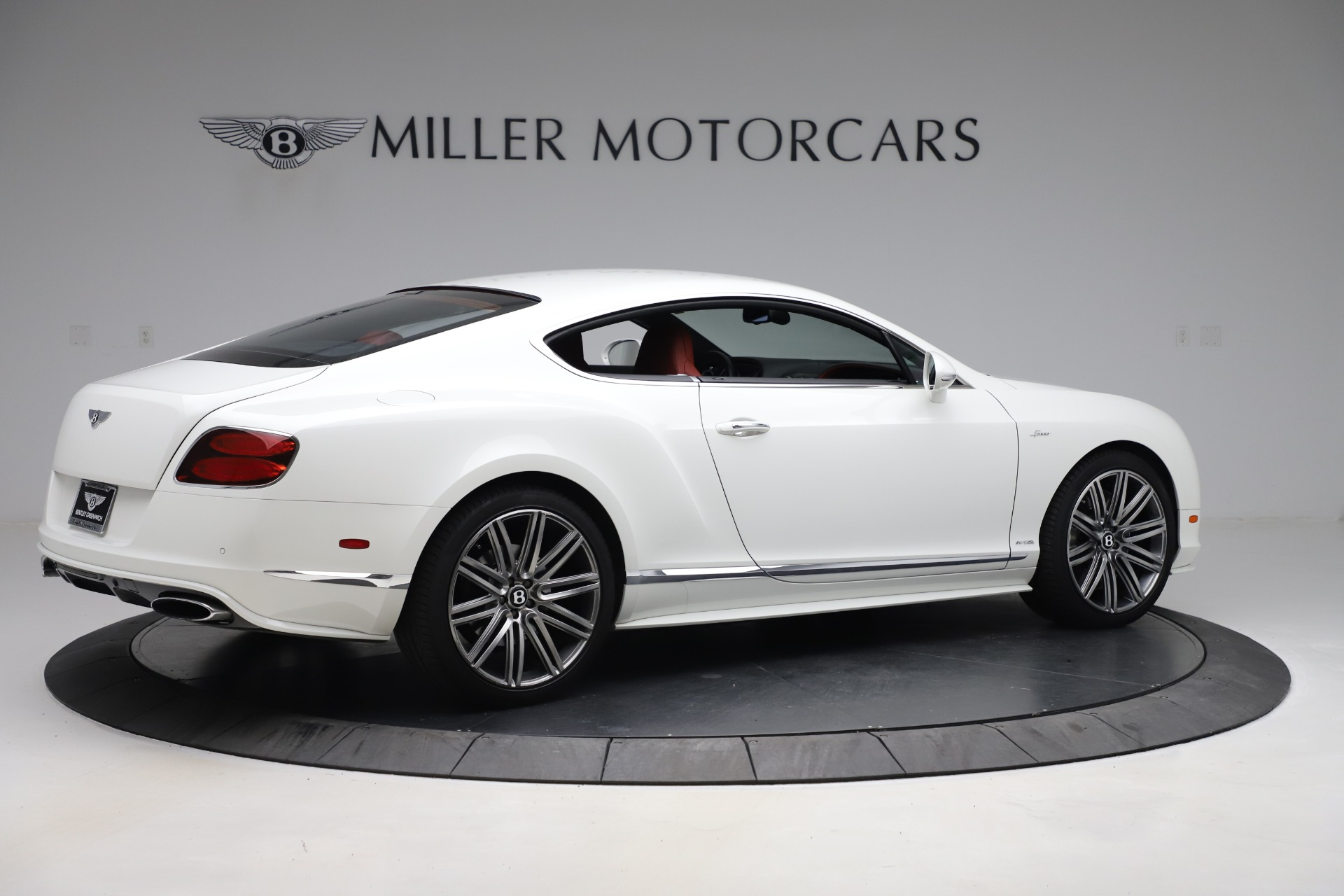 Used 2015 Bentley Continental GT Speed For Sale In Westport, CT 1953_p8