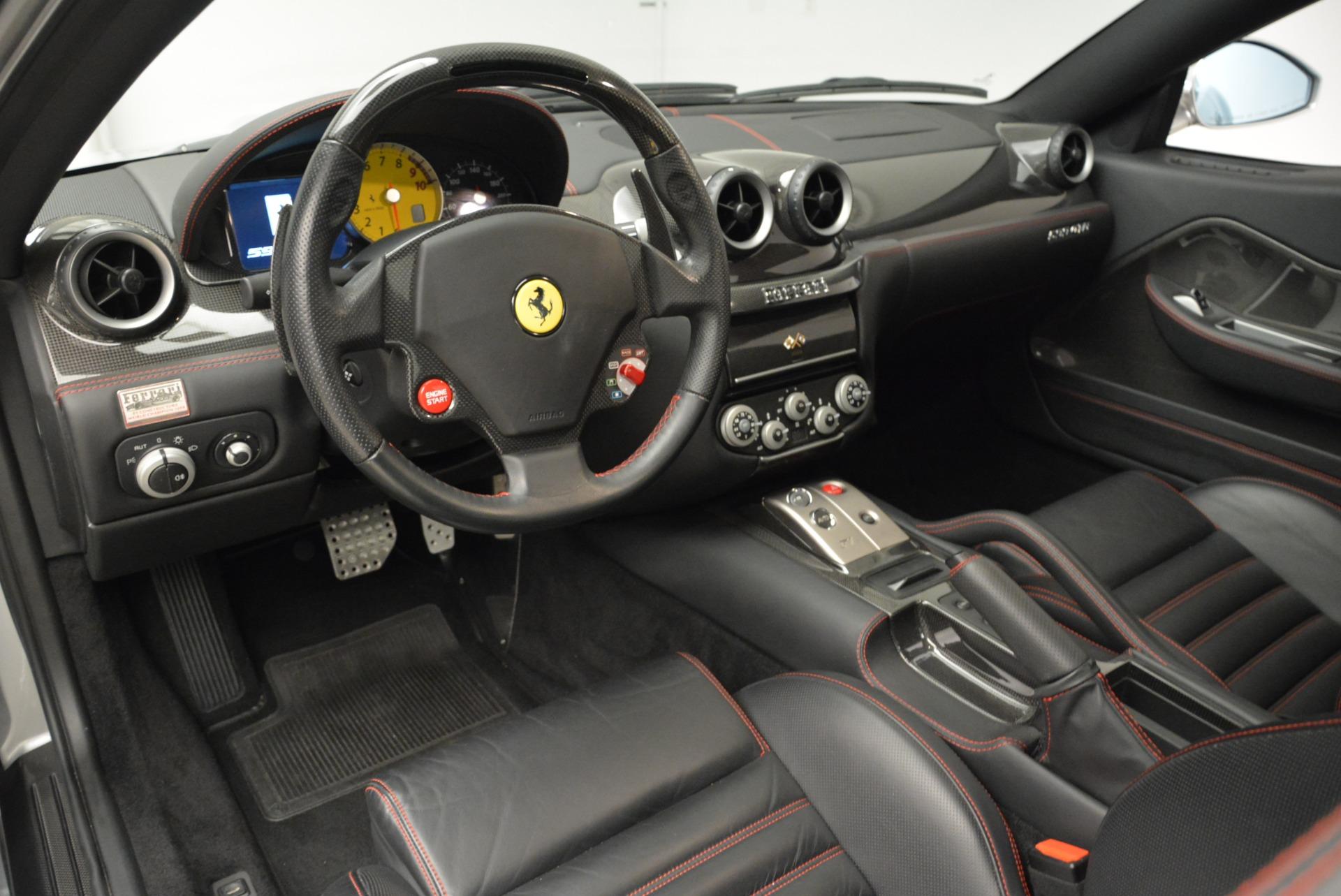 Used 2010 Ferrari 599 GTB Fiorano  For Sale In Westport, CT 1956_p13