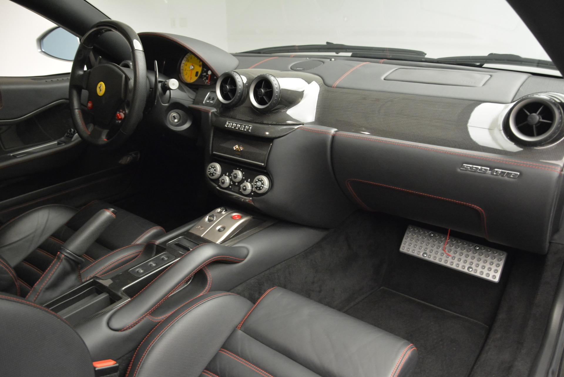 Used 2010 Ferrari 599 GTB Fiorano  For Sale In Westport, CT 1956_p16