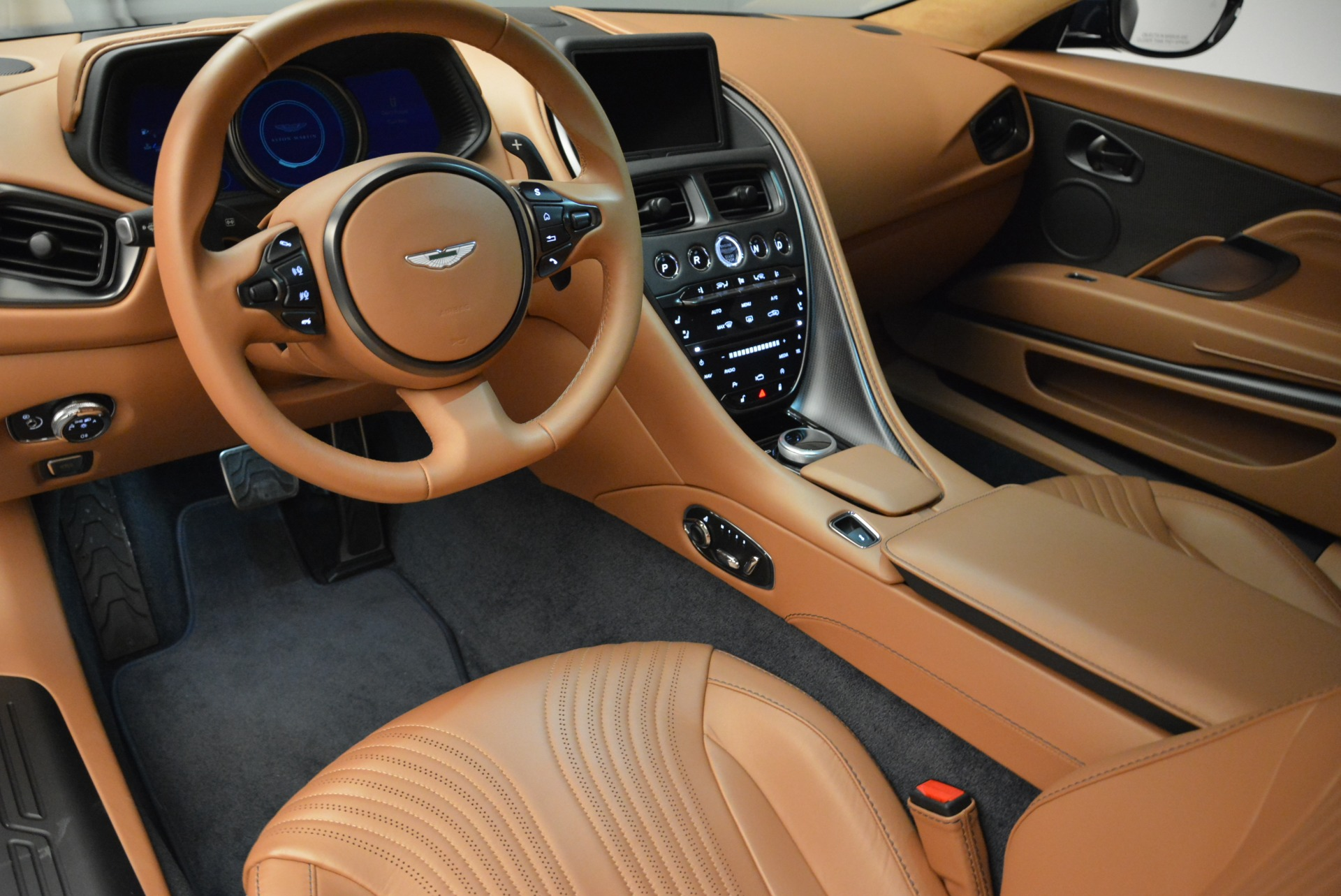 New 2018 Aston Martin DB11 V8 For Sale In Westport, CT 1957_p14