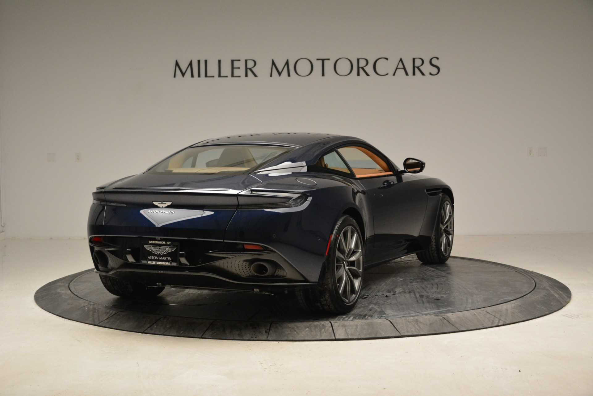 New 2018 Aston Martin DB11 V8 For Sale In Westport, CT 1957_p7