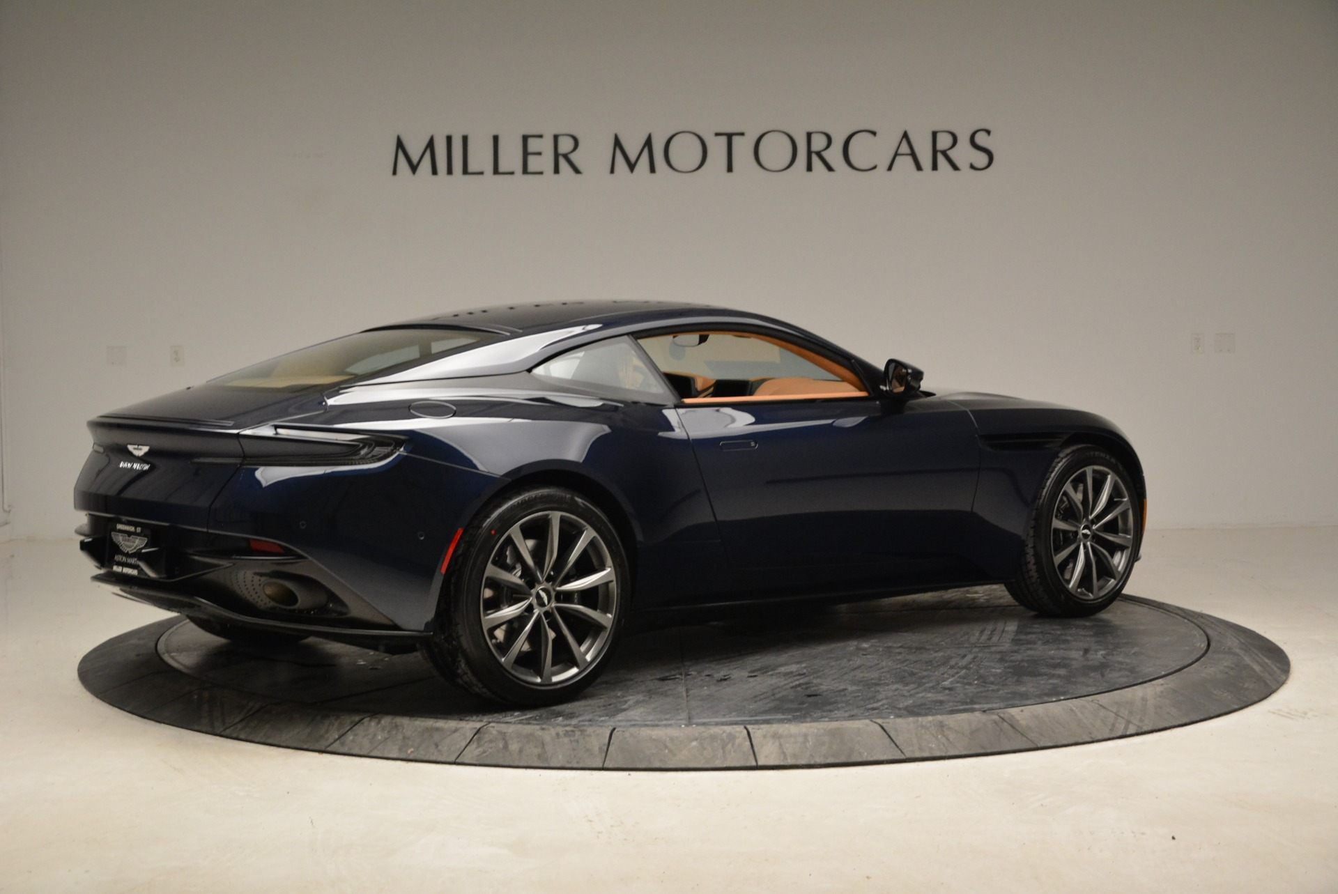 New 2018 Aston Martin DB11 V8 For Sale In Westport, CT 1957_p8