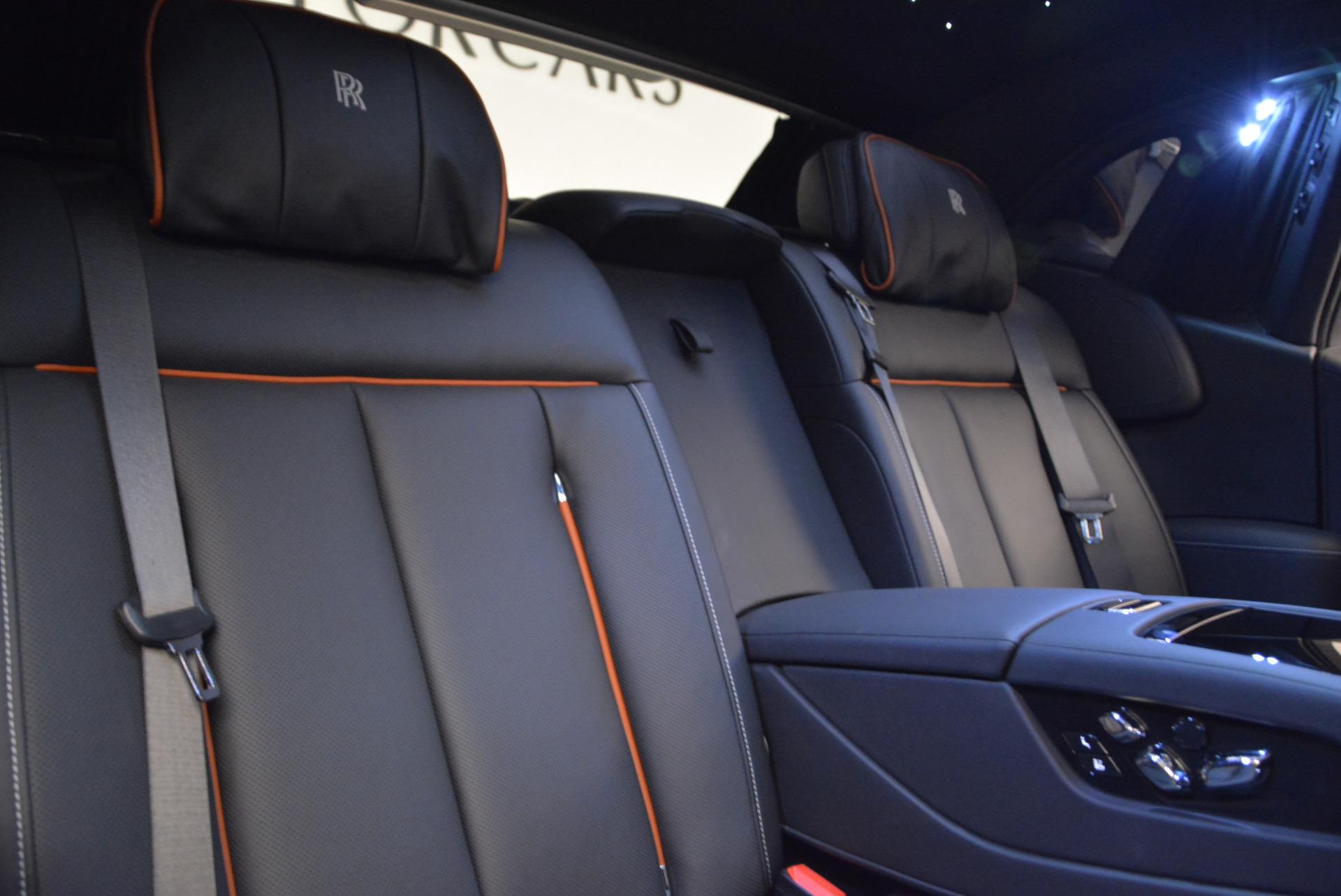 Used 2018 Rolls-Royce Phantom  For Sale In Westport, CT 1958_p22