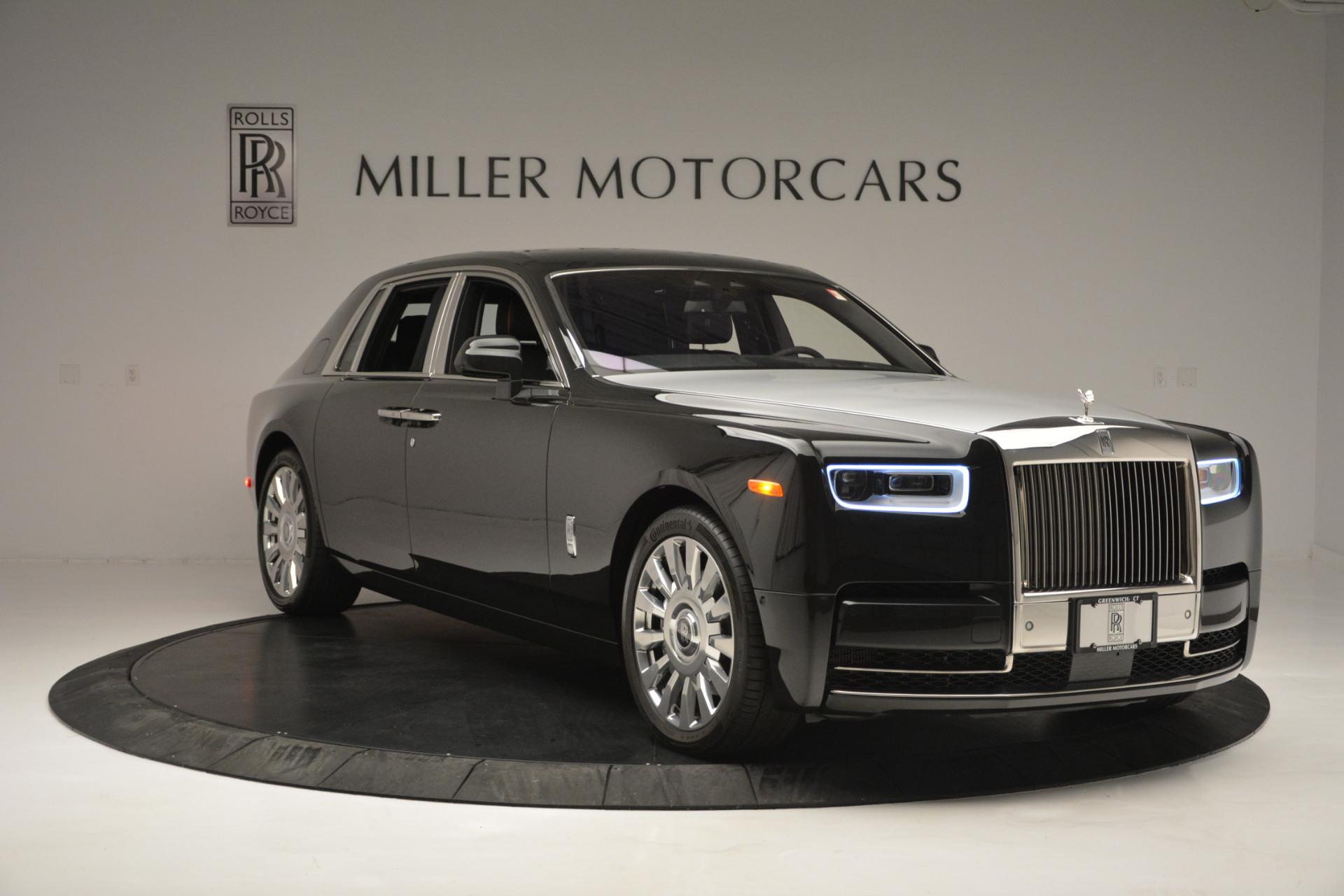 Used 2018 Rolls-Royce Phantom  For Sale In Westport, CT 1958_p9